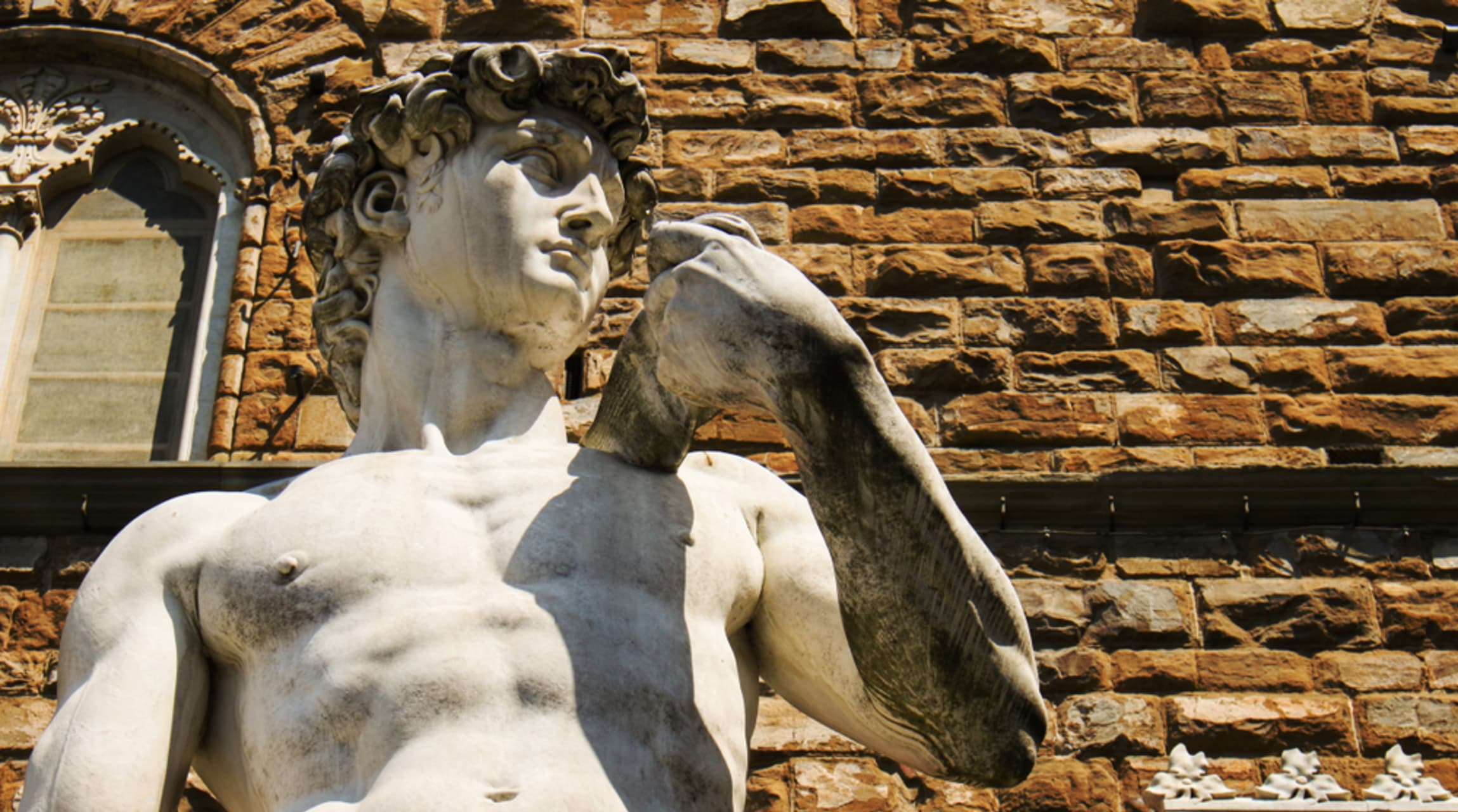 Florence - The Story of Michelangelo's Statue of David in Florence