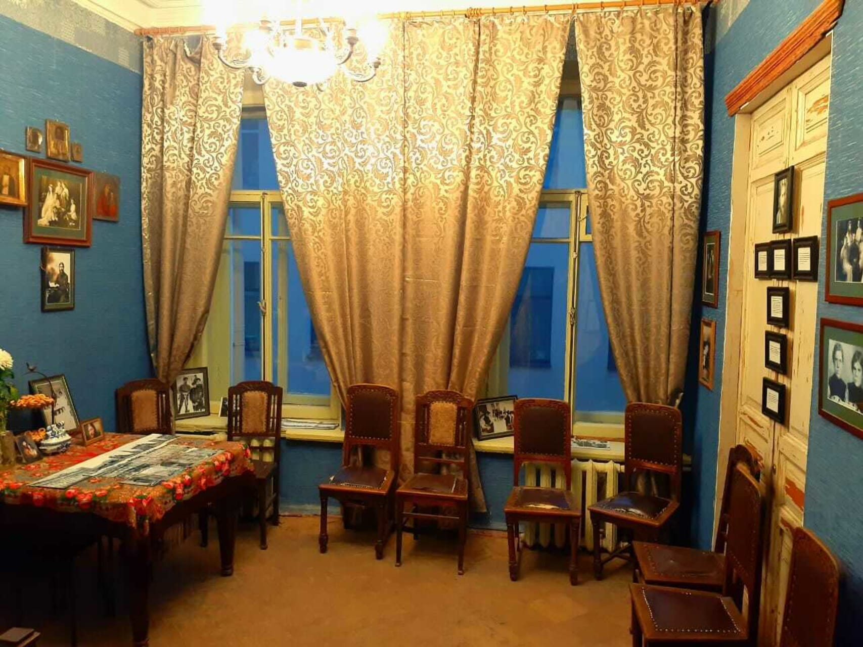 Saint Petersburg - Memorial Apartment of Grigori Rasputin