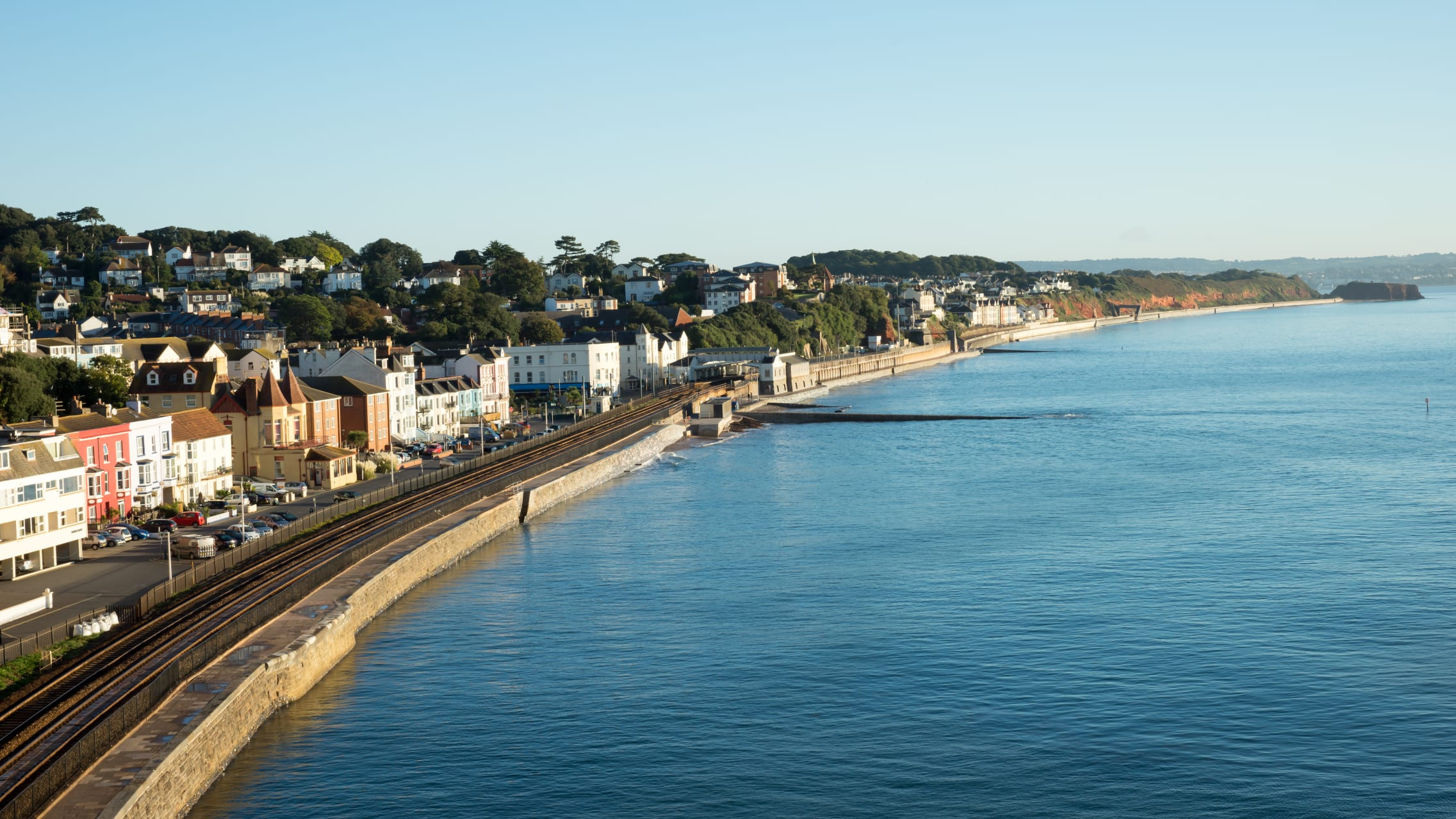 Devon - Dawlish: Coastal Town and Home of the Black Swan (Silent Tour)