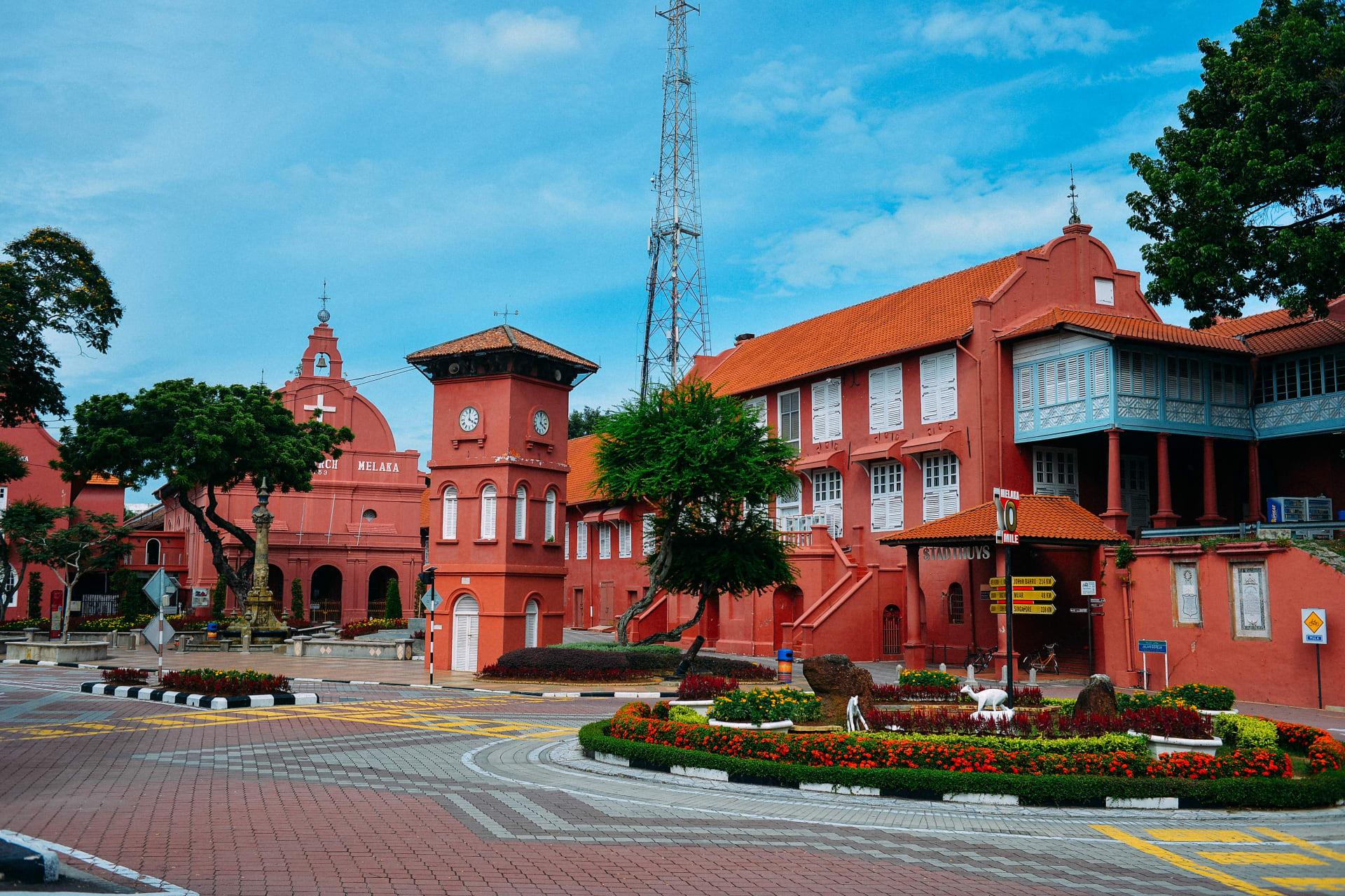 Melaka - Visit the Heart of Melaka: Dutch Build City