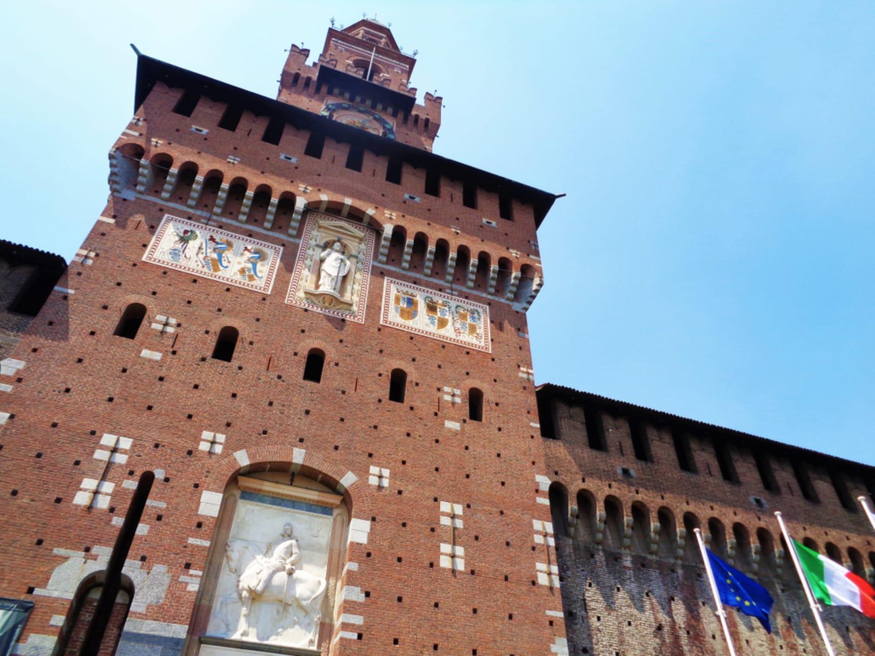 Milan - Milan - Part 2: Castle Tour