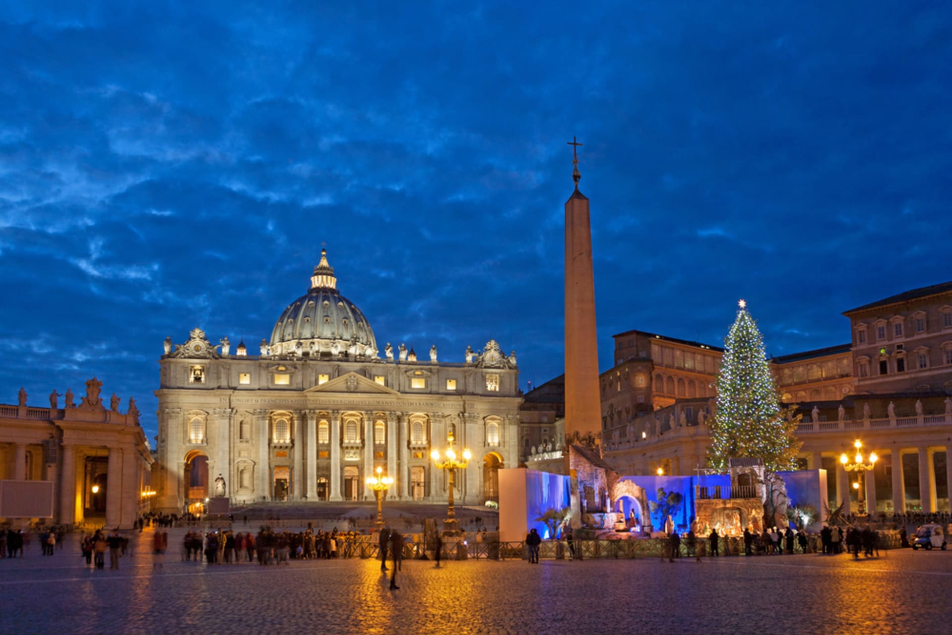 Rome - Holiday Special - Saint Peter's Square