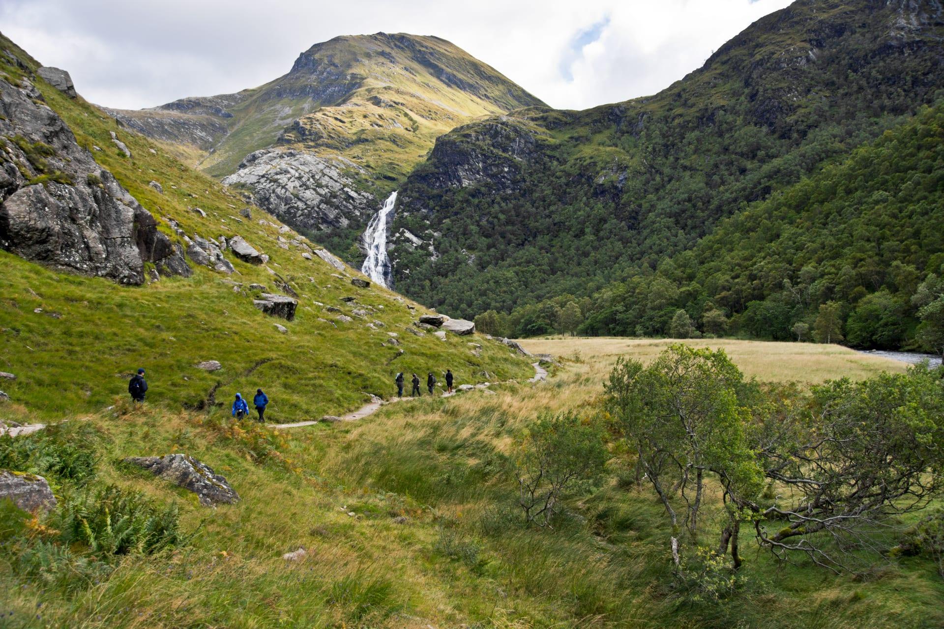 The Scottish Highlands - A Ramble Through Time: Exploring Glen Nevis