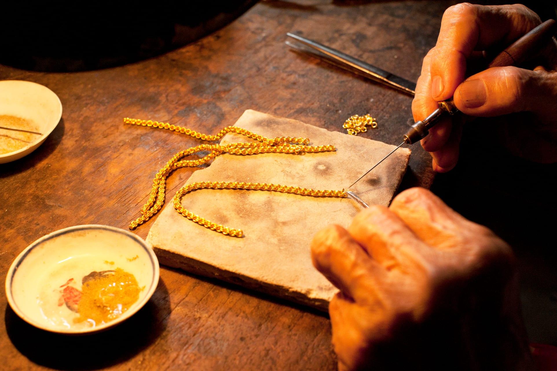 Bangkok - Gold Story and Backstreet of Chinatown