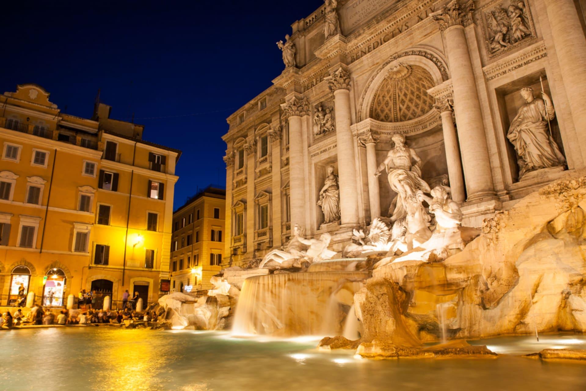 Rome - Rome - Where will we go tonight?