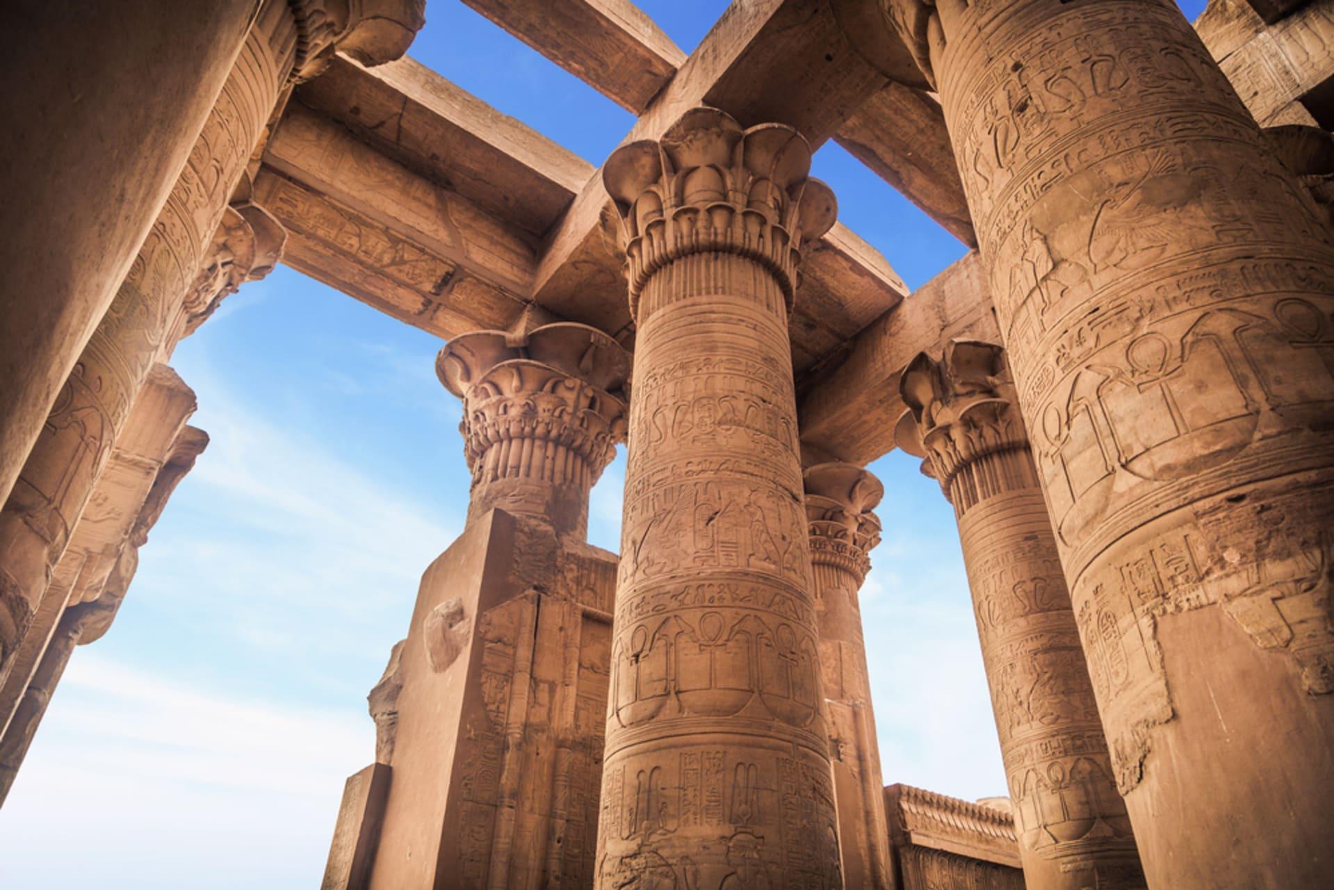 Aswan - Kom Ombo Temple and the God Sobek