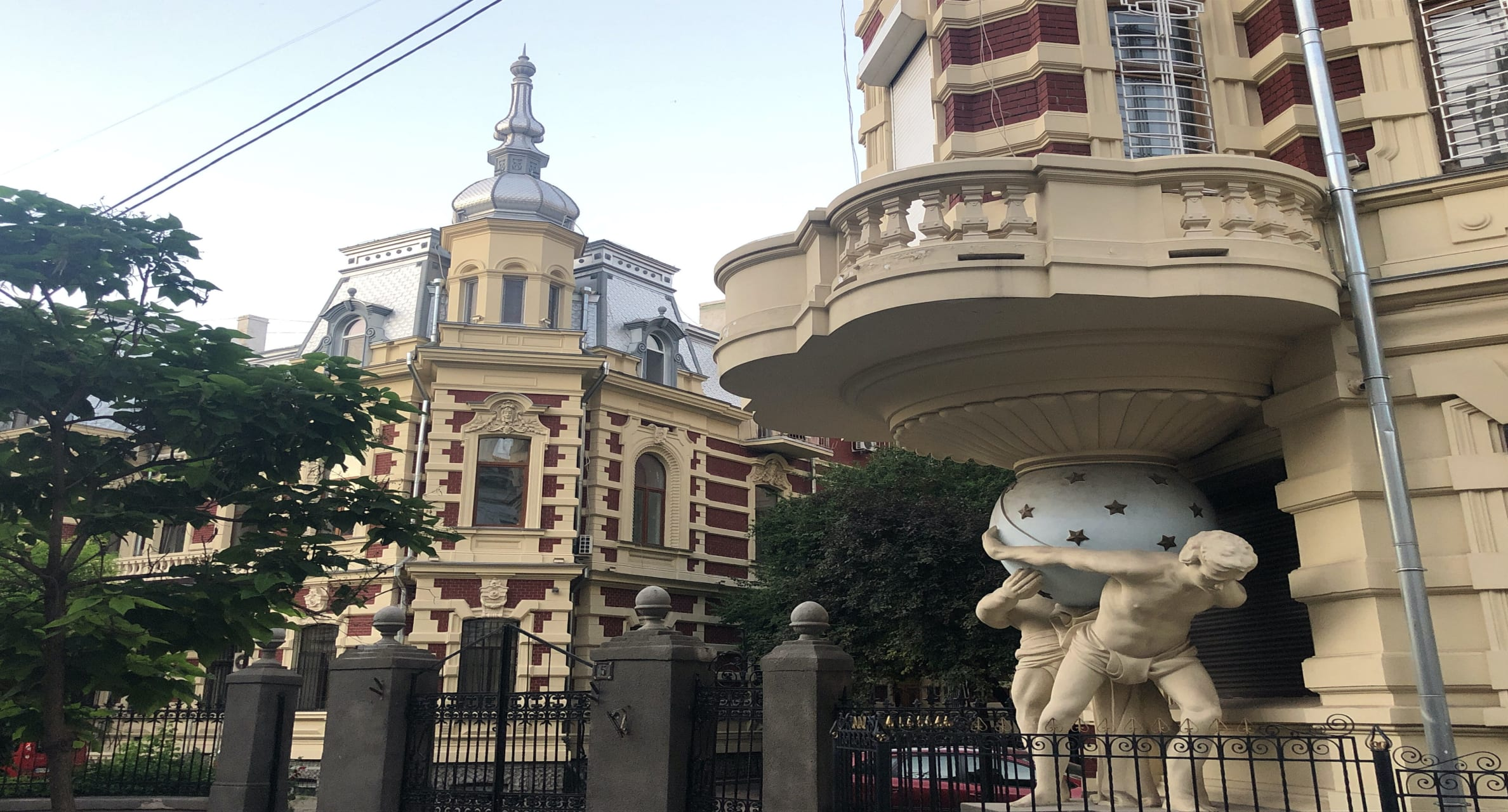 Odessa - Odessa's Old Town: Journey into the City's Fascinating Past
