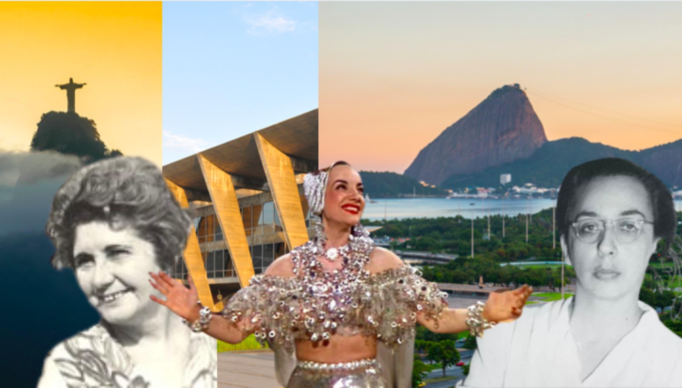 Rio de Janeiro - Great Women in the History of Rio De Janeiro
