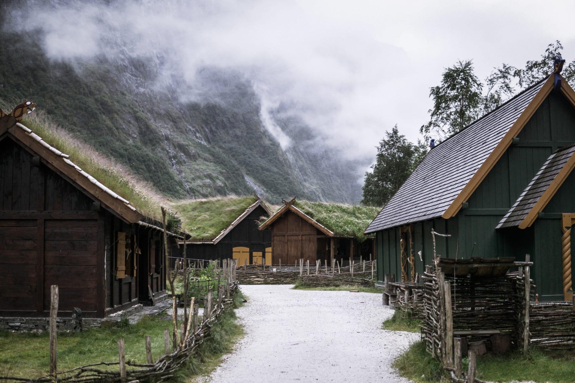 Gudvangen - Learn about the Vikings in Beautiful Viking Valley Gudvangen, Norway