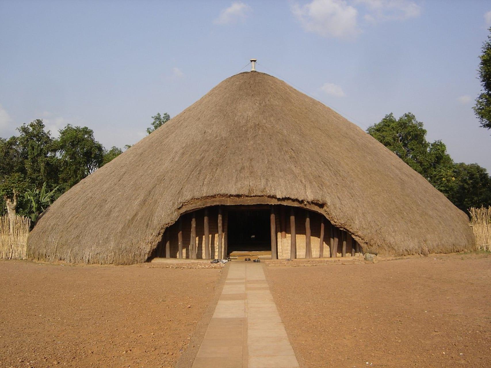Kampala - Kasubi Royal Tombs
