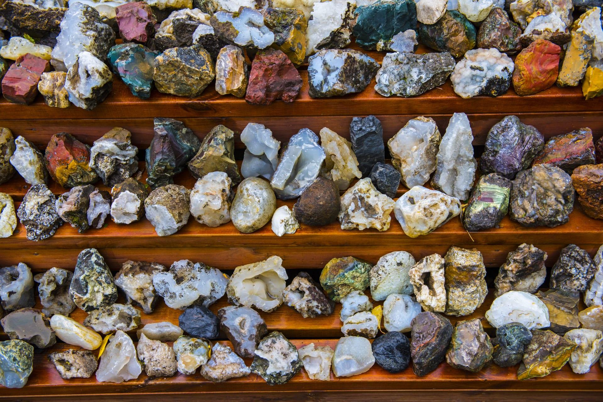 North Iceland - Unlocking the Mystery of Rocks.