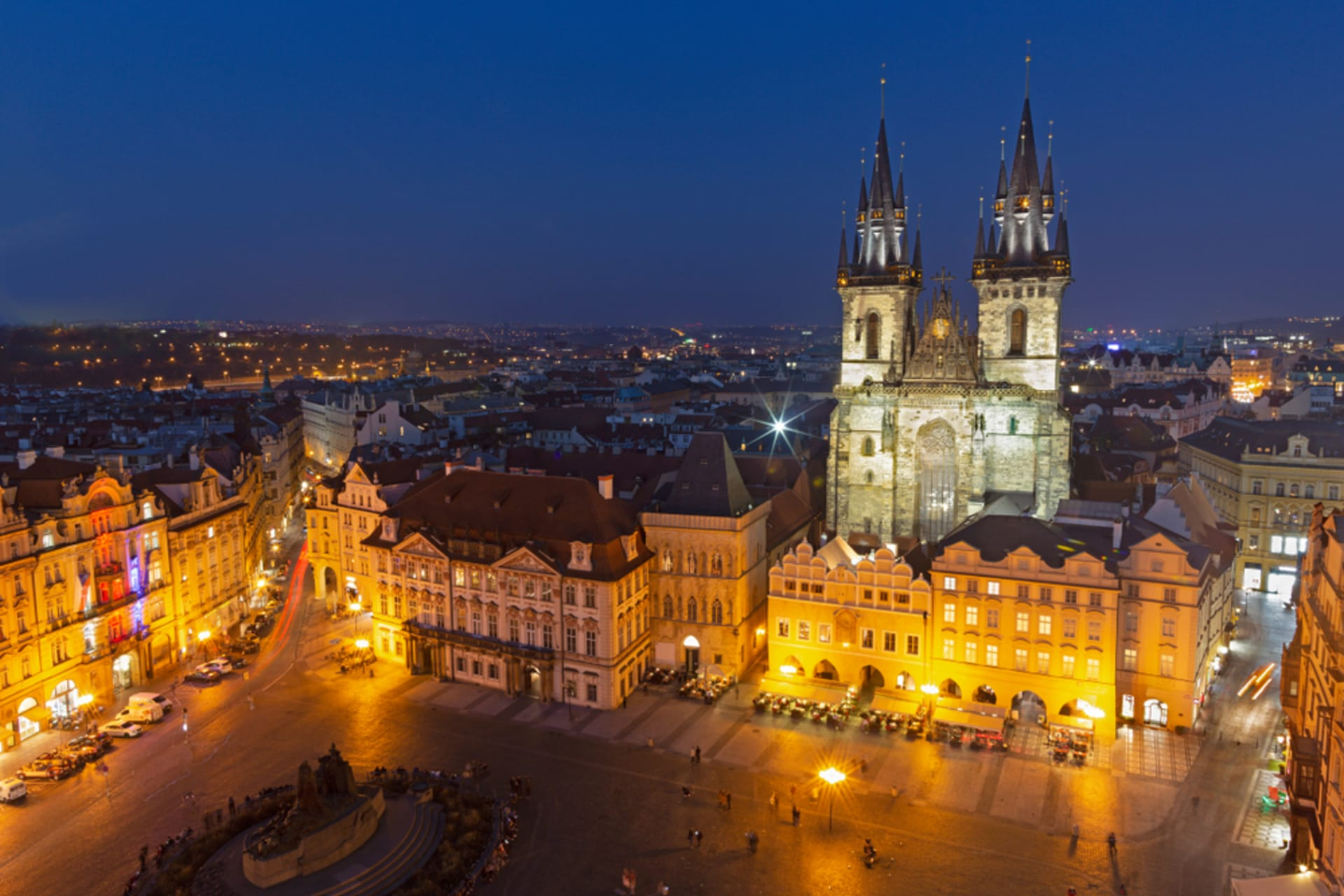 Prague - Once a year event: Prague's Night of Churches