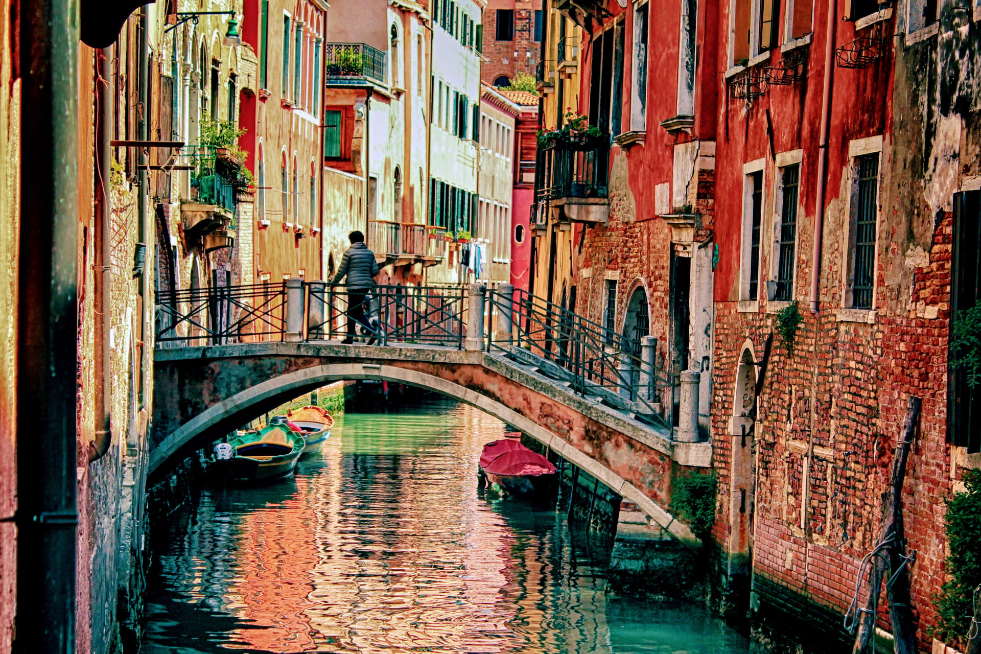 Venice - The Beauty and Mystery of Venice