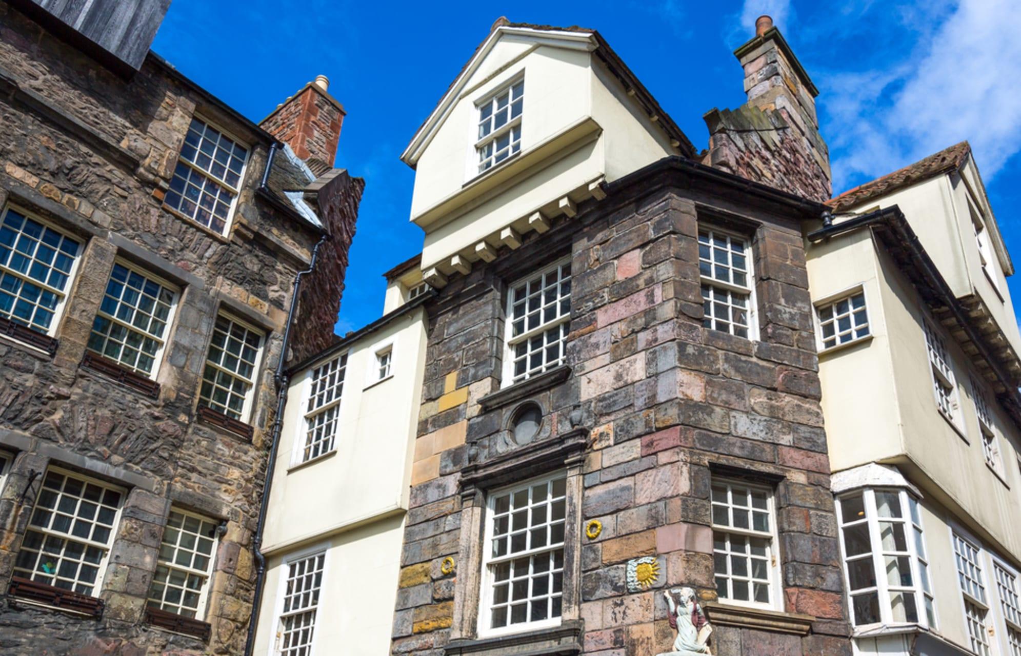 Edinburgh - Discover Edinburgh's Jewish Heritage with Invisible Cities