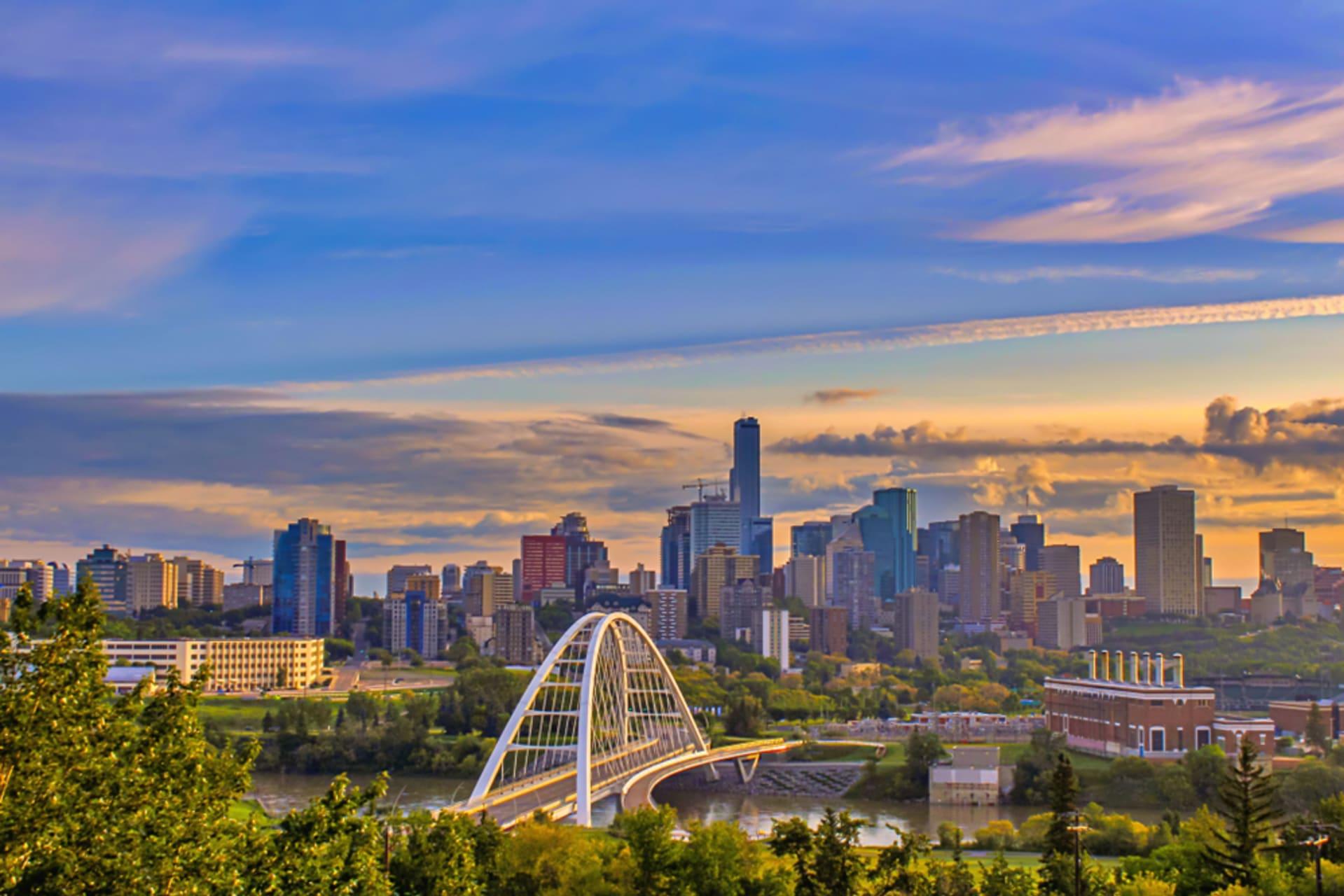 Edmonton - Edmonton - North America's most northerly large city