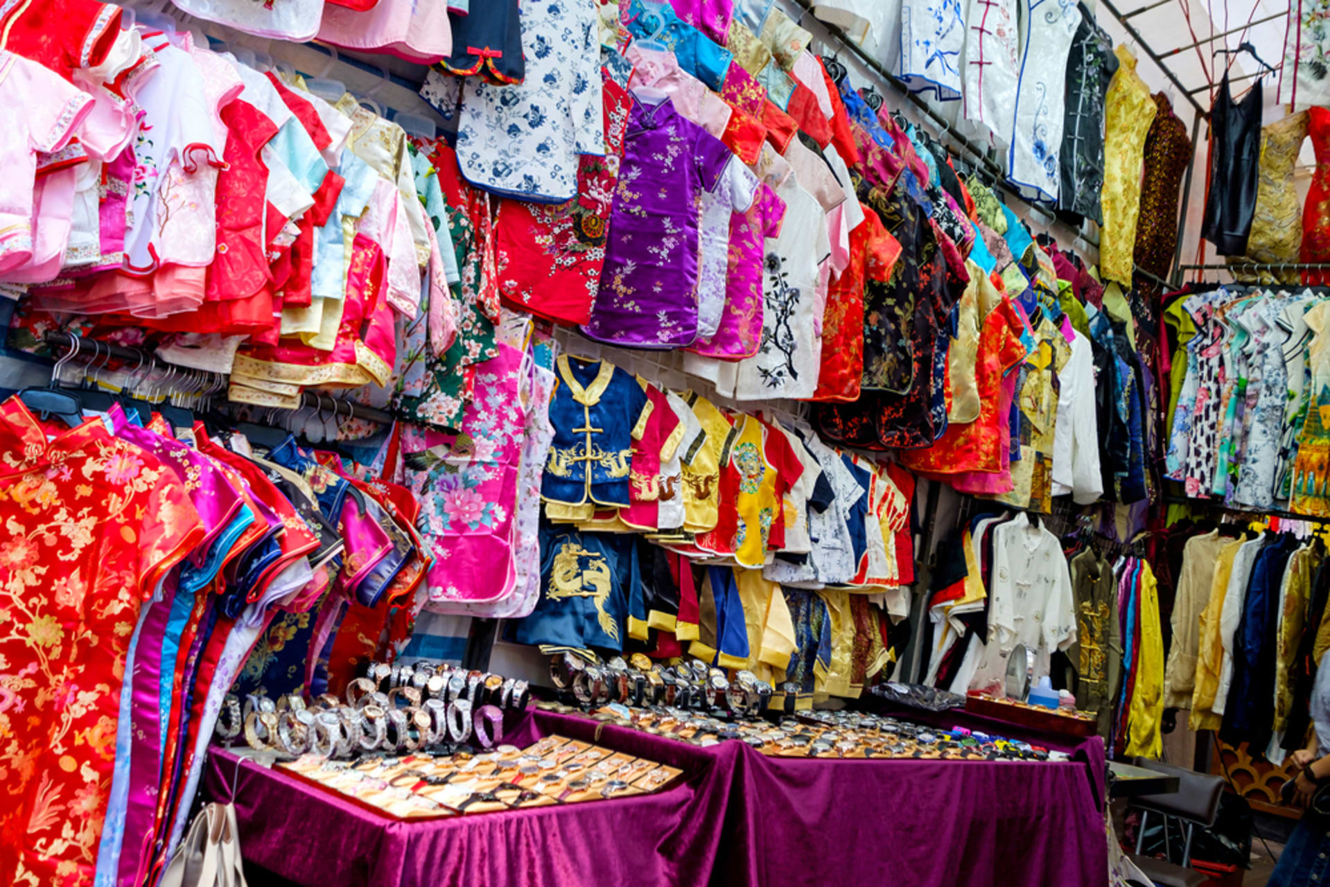 Hong Kong - Hong Kong Ladies' Market - Let's learn how to bargain in Asia!