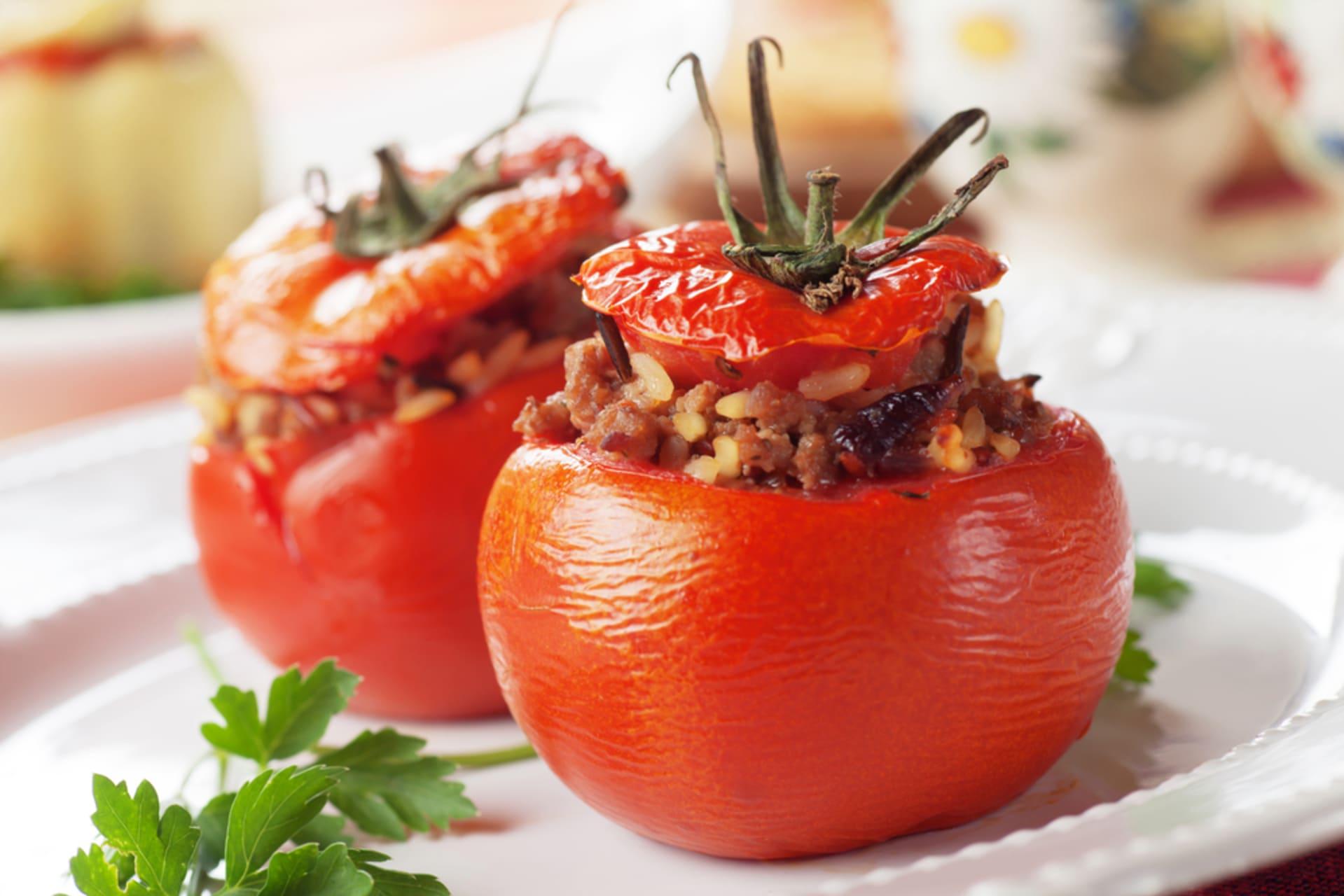 Rome - Pomodori con riso