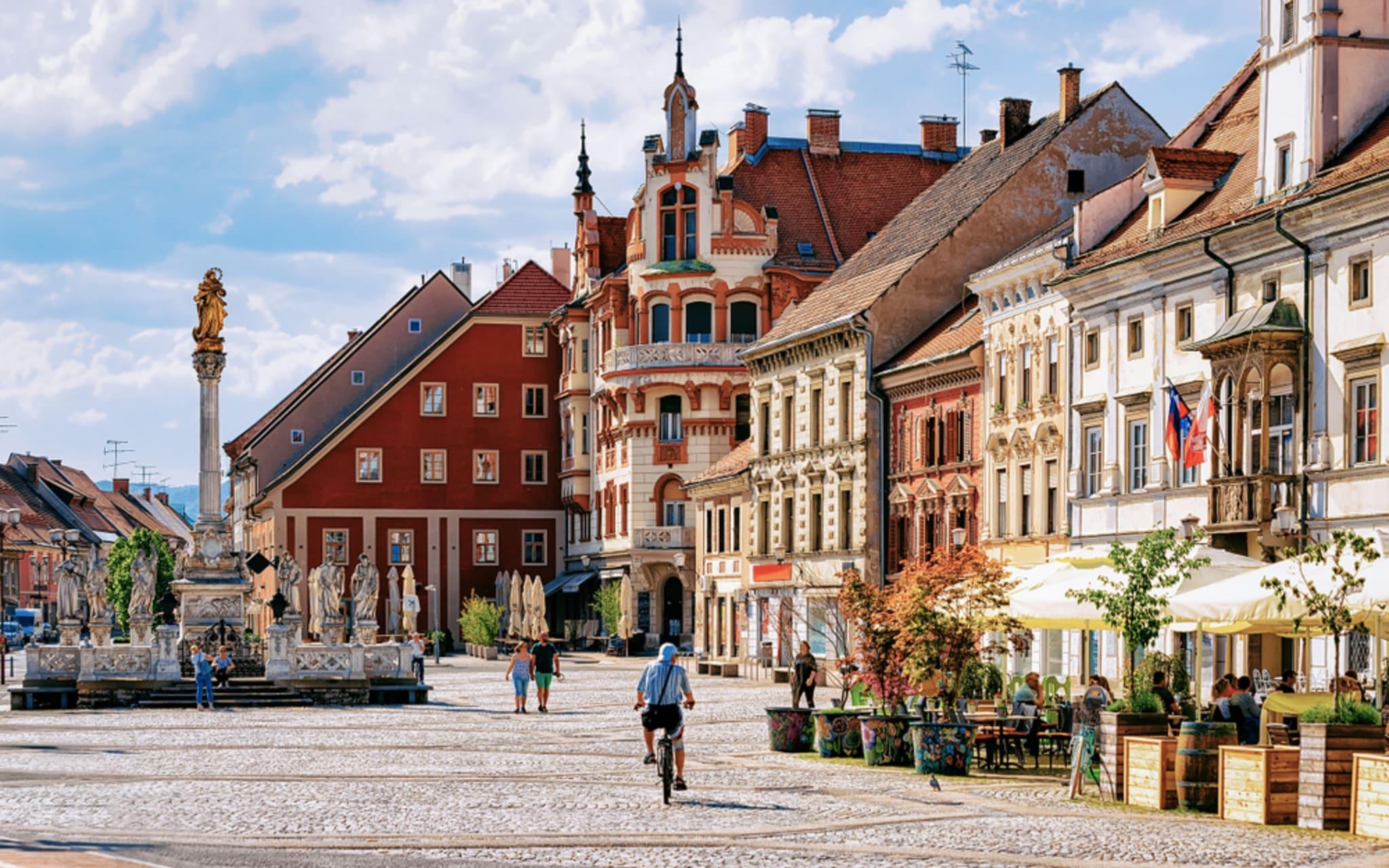 Maribor - Maribor: a Love Affair with Wine