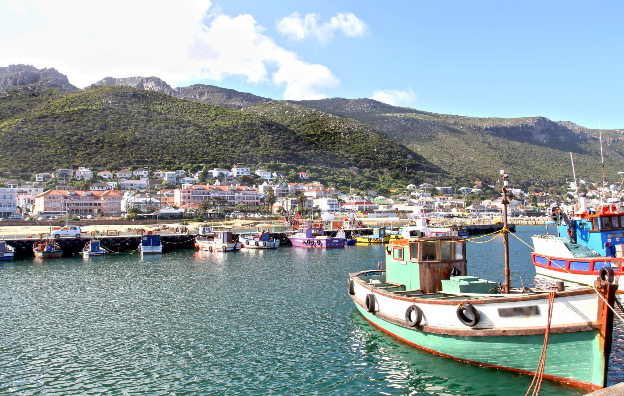 Cape Town - Exploring Kalk Bay