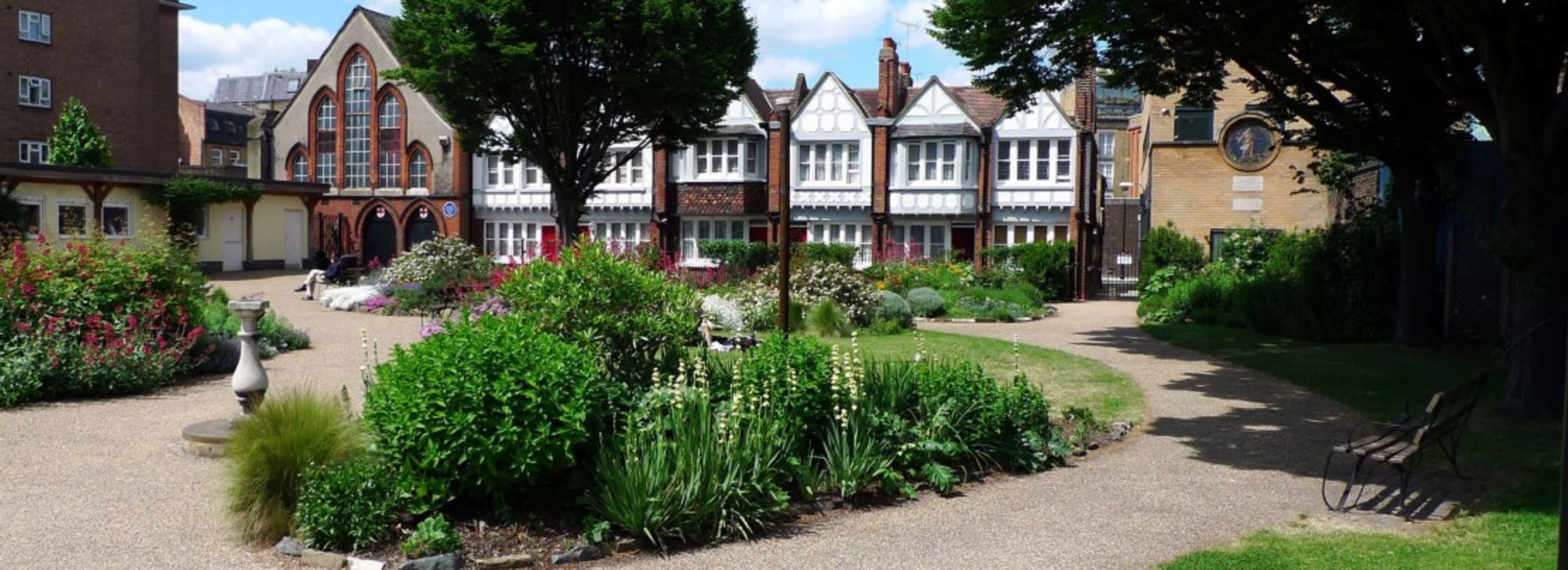 London - Borough's backstreets