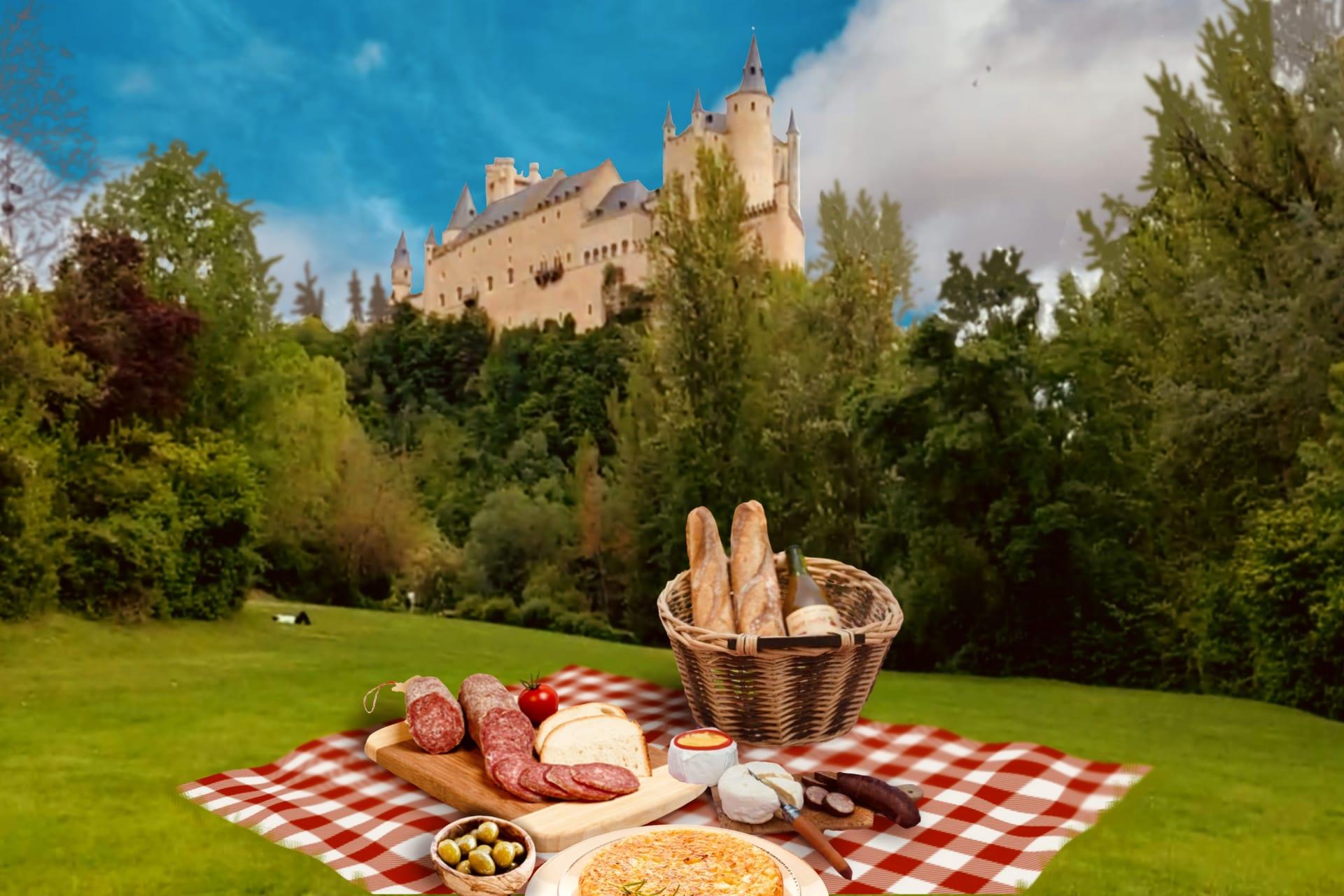 Segovia - Finger Food with a View: Segovia