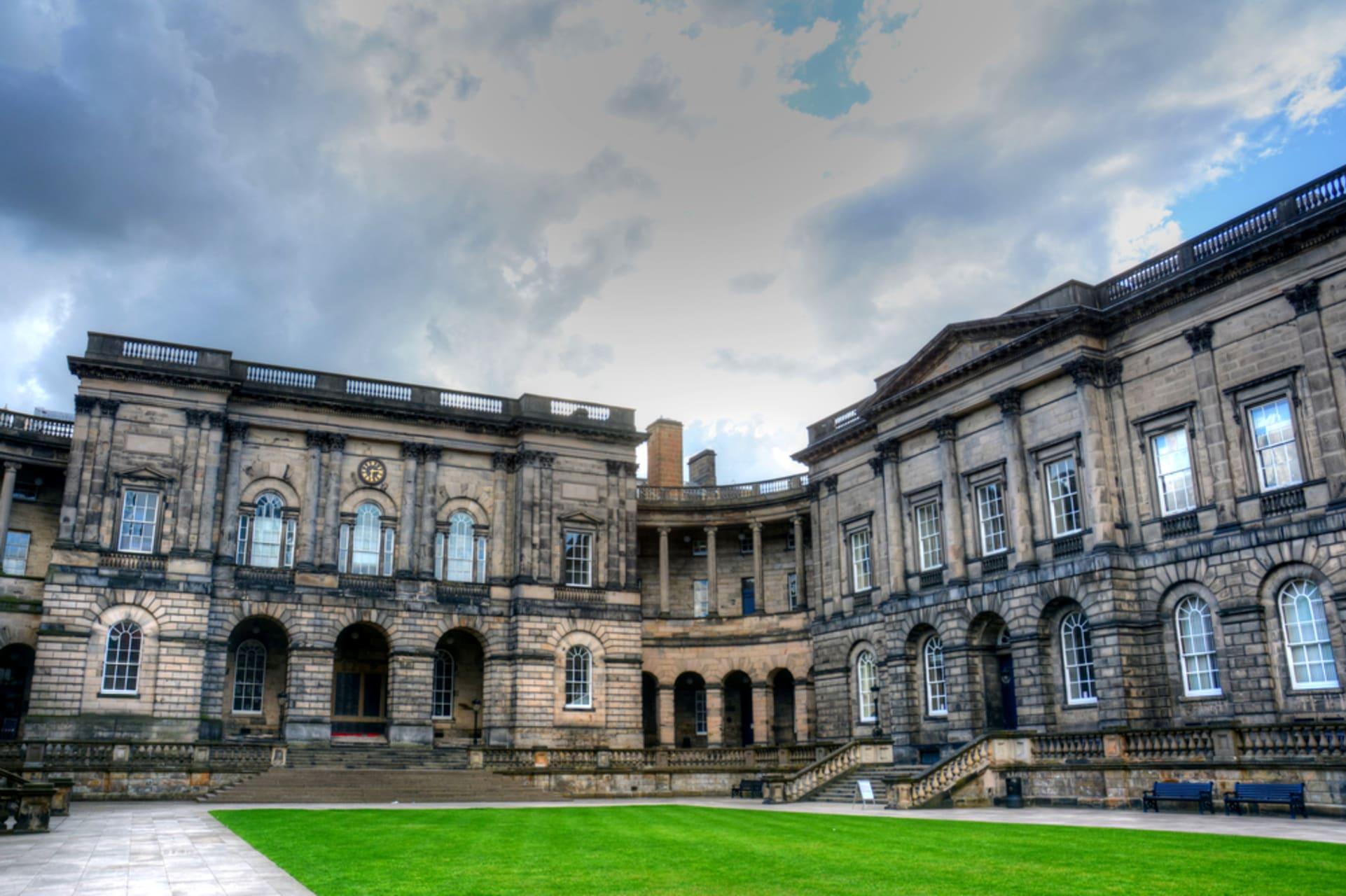 Edinburgh - World Heritage Edinburgh the University area