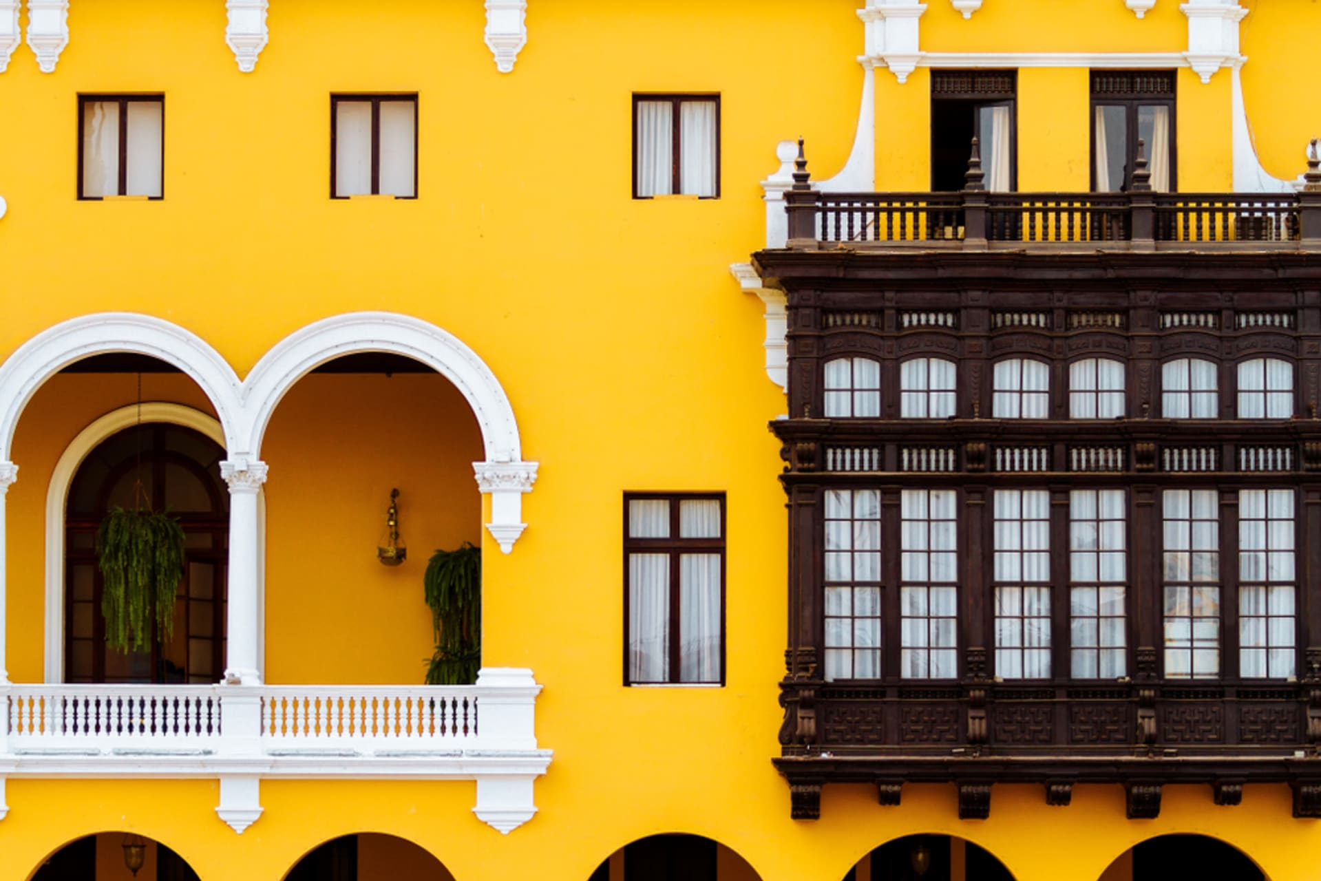 Lima - Lima's Downtown and Colonial Heritage