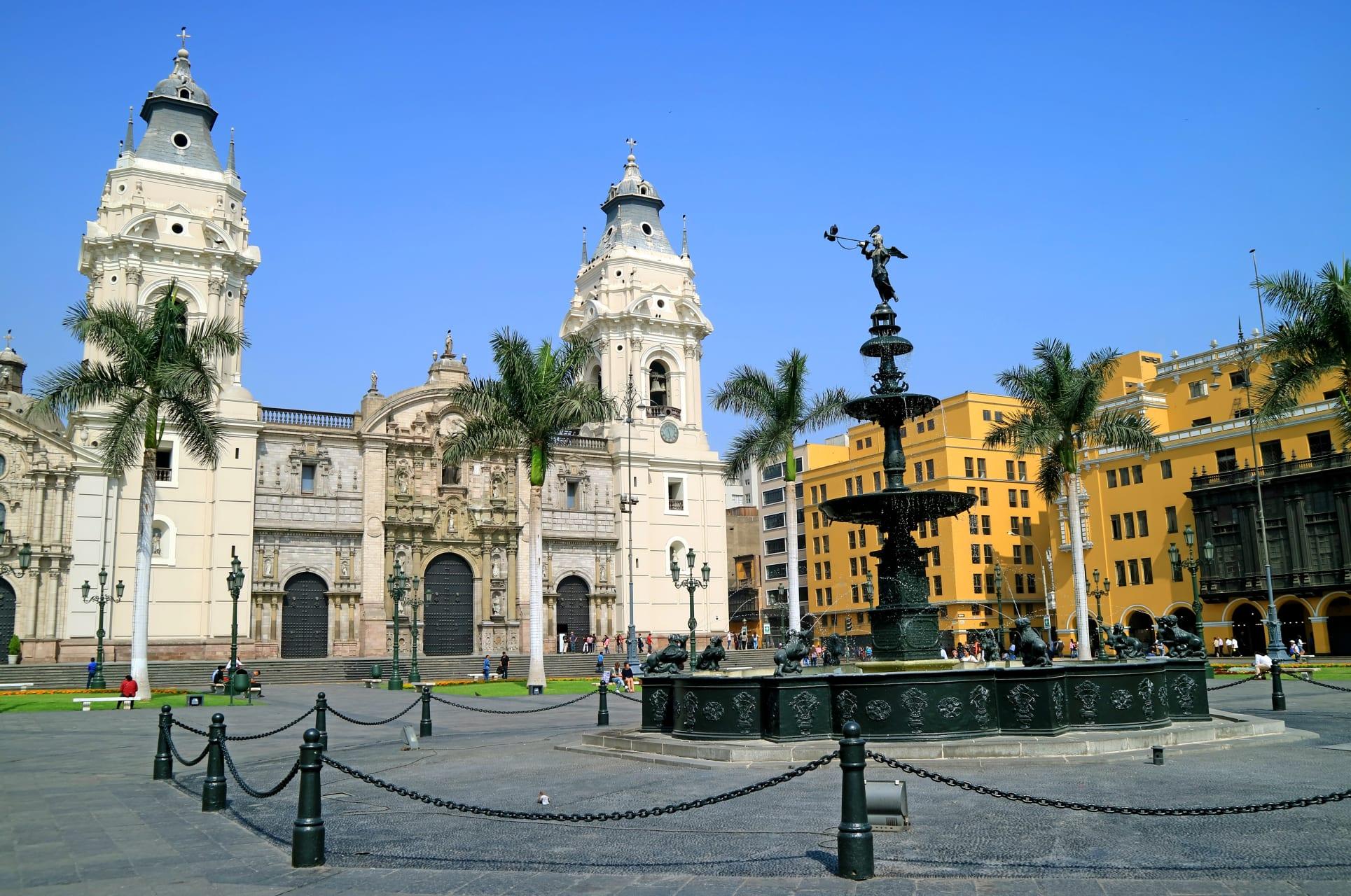 Lima - Lima's Jewish heritage tour