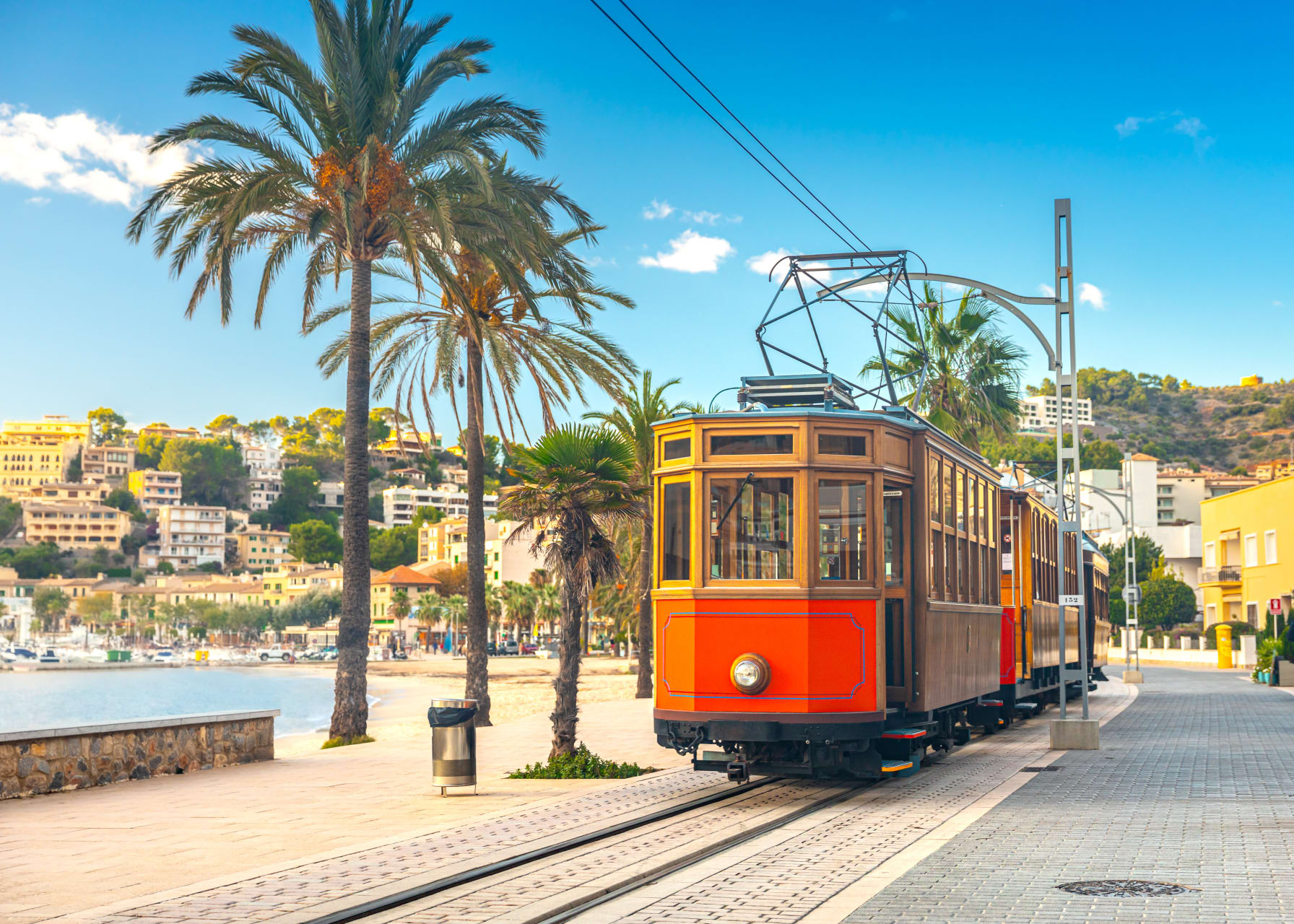 Mallorca - Soller and its  tram