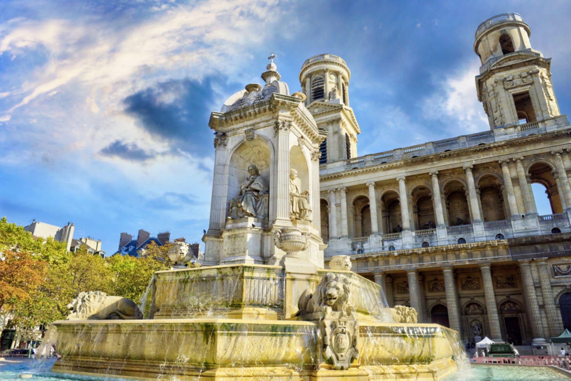 Paris - Saint Sulpice & Da Vinci Code Revealed