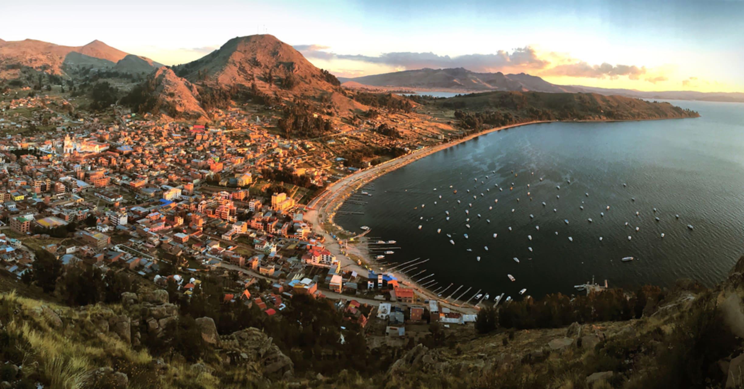 Lake Titicaca - Bolivia - Copacabana - The One in Bolivia