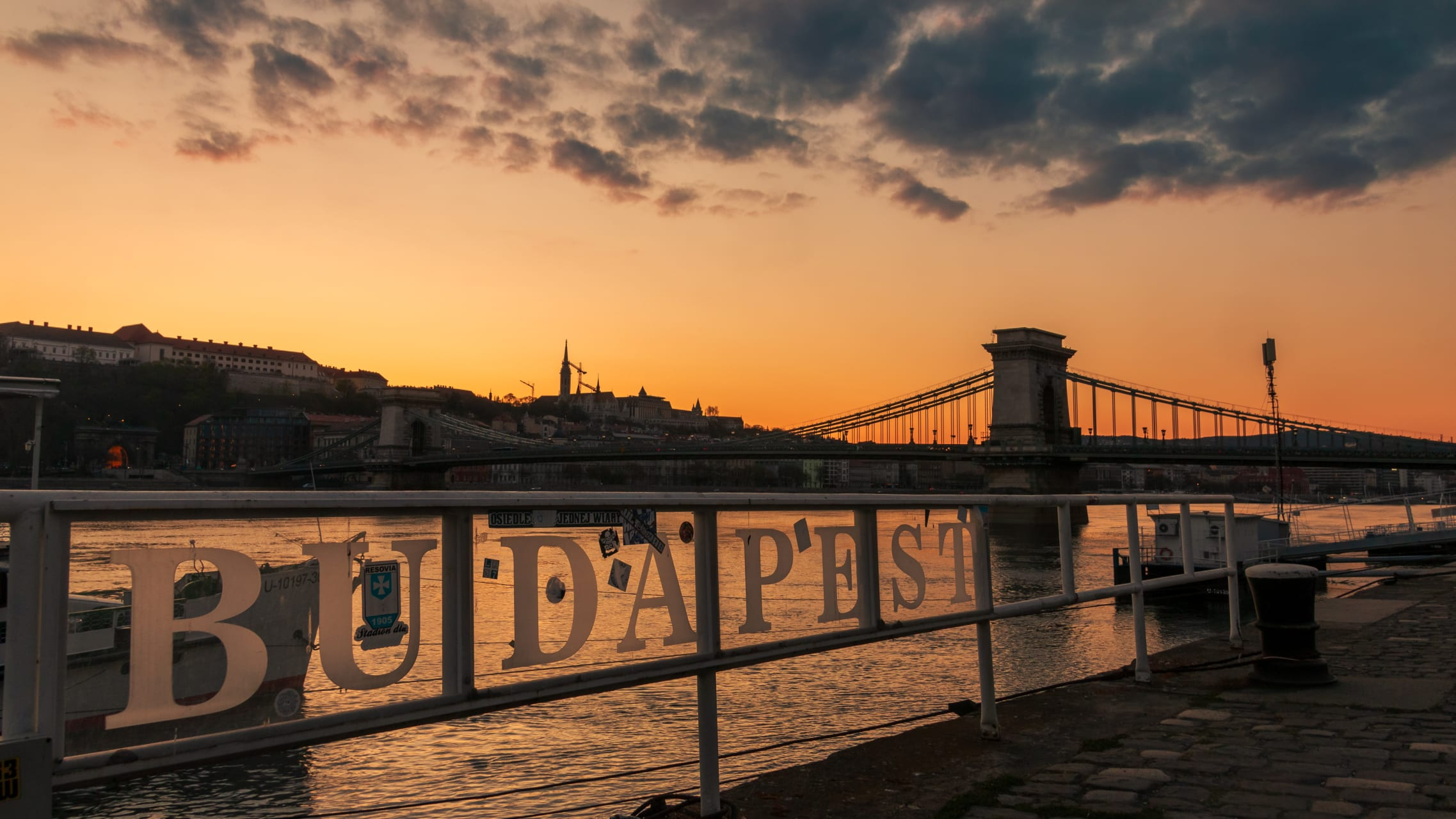 Budapest - Budapest Limited Series - Cycling into the Night