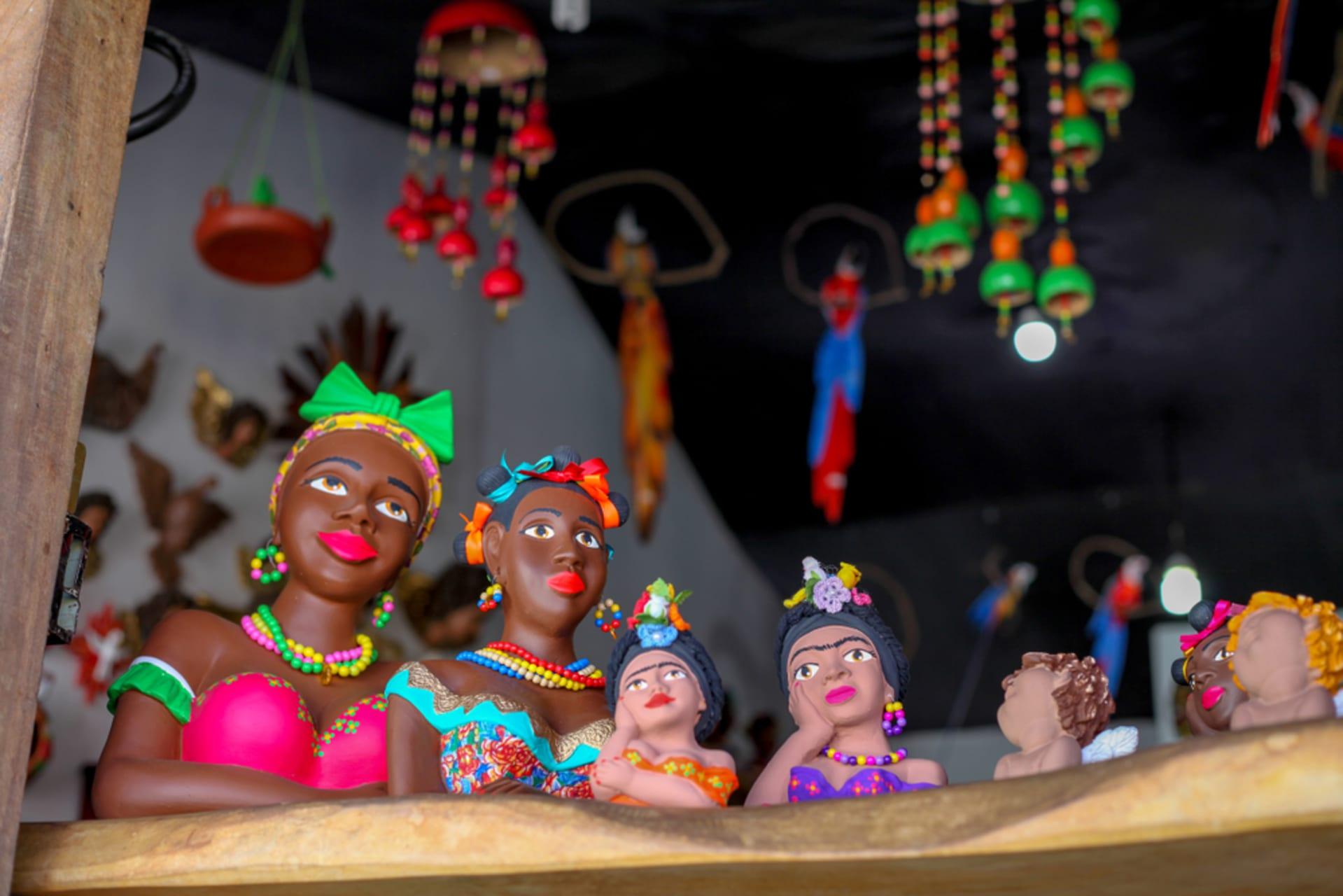 Salvador Bahia - Shopping Tour with Sayuri  - read the description before booking!