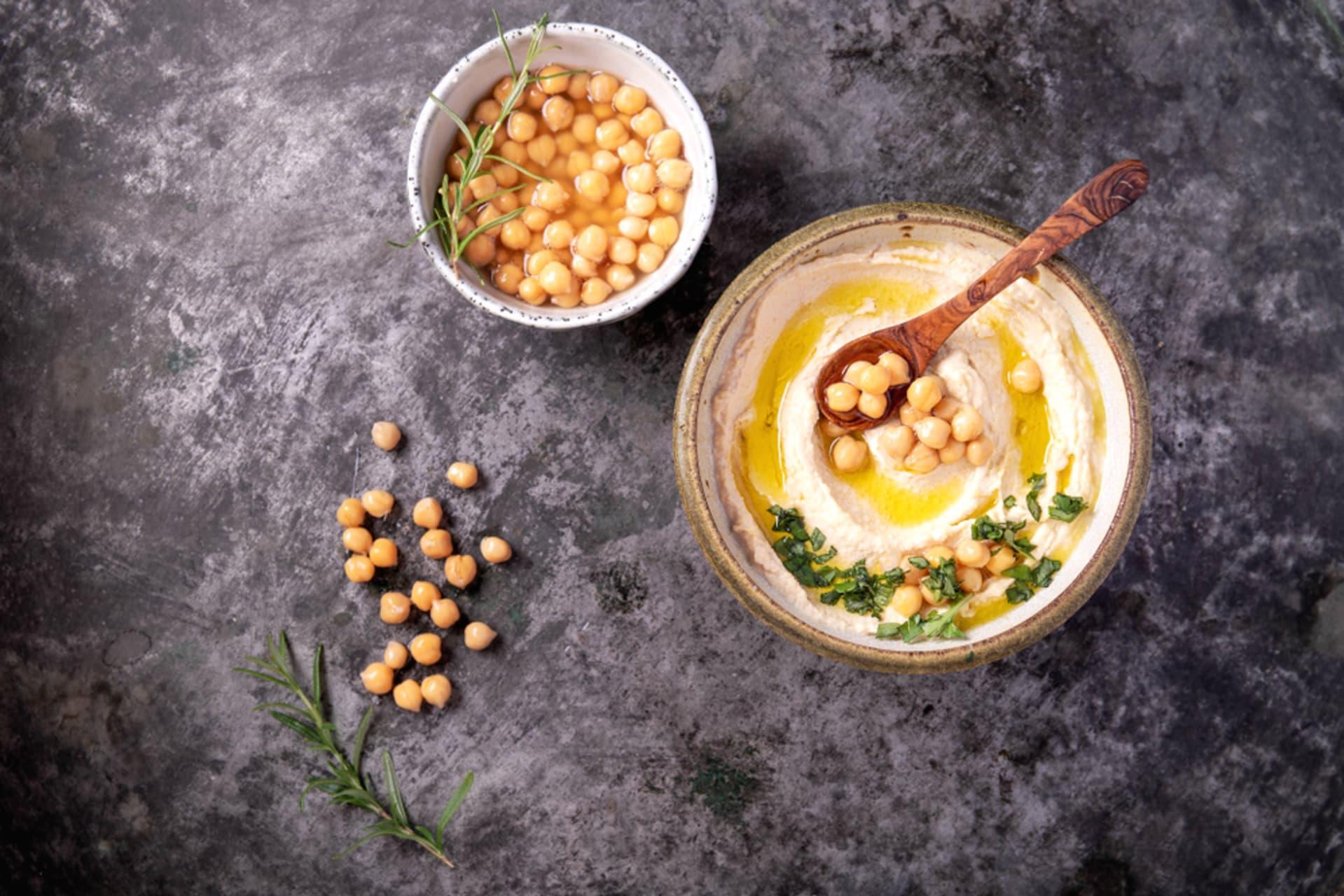 Haifa - Israeli cuisine and a dozen ways to make Humus