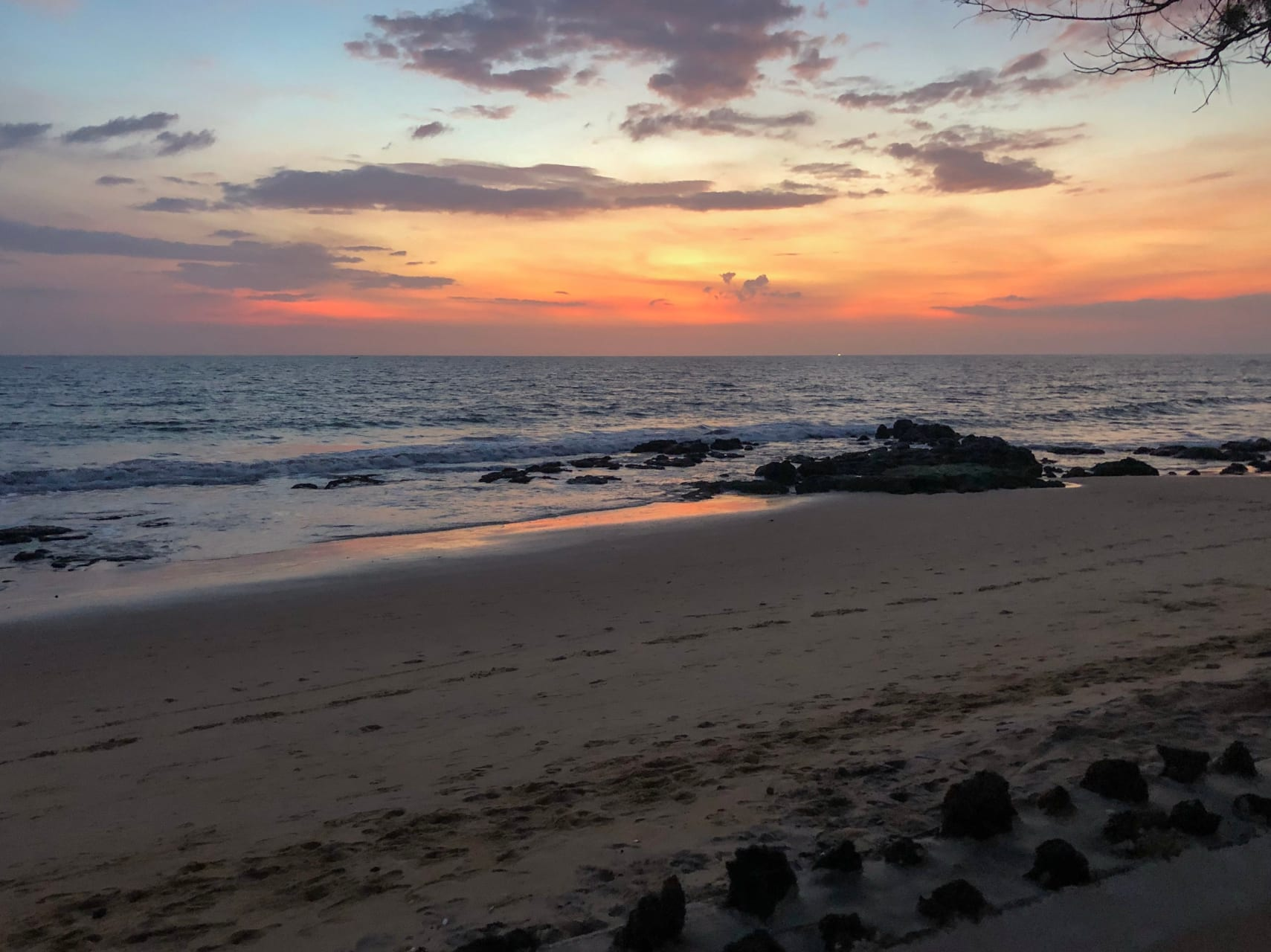 Dakar - Sunset in Ngaparou, a Traditional Village of Fishermen