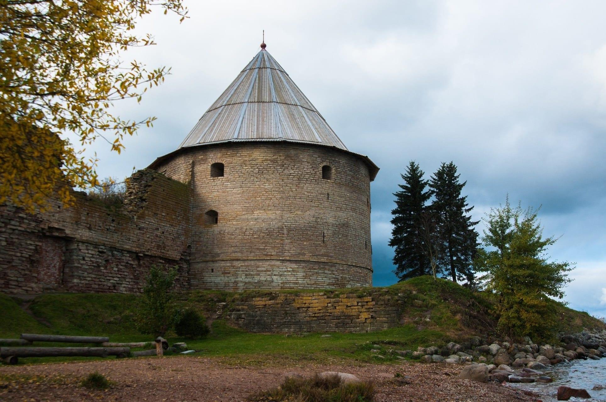 Saint Petersburg - Revolution Series: Schlisselburg Fortress