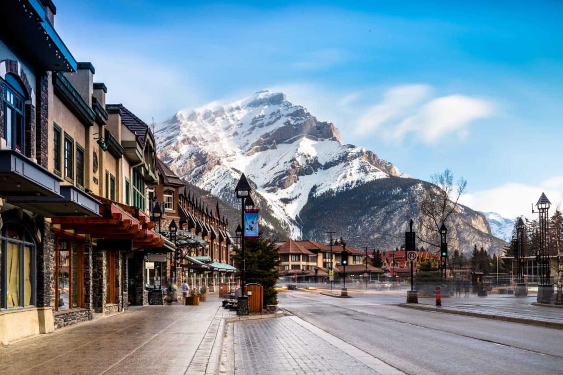 Banff - Banff en français (TOUR IN FRENCH)