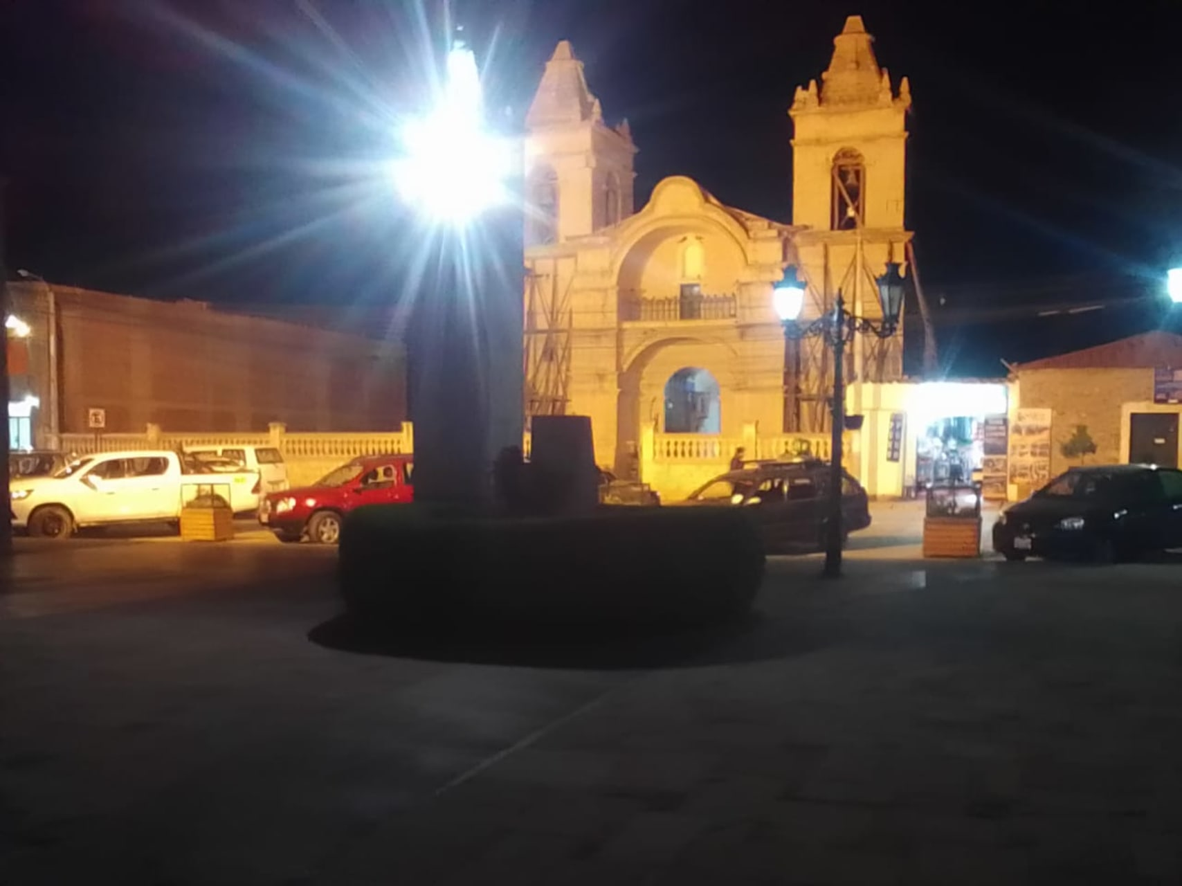Arequipa - Life by night in the Capital of Colca Canyon