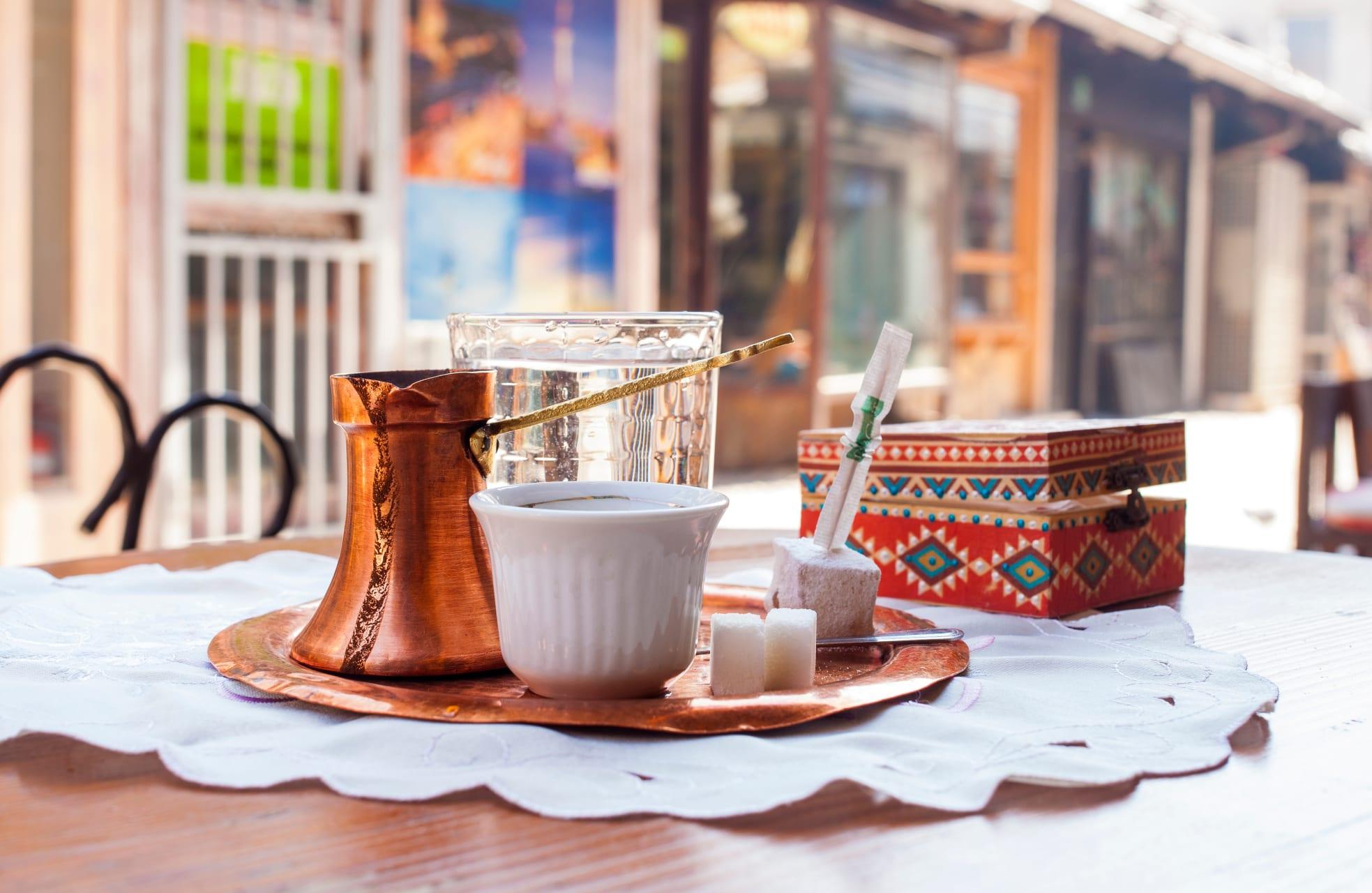 Sarajevo - The Bosnian coffee