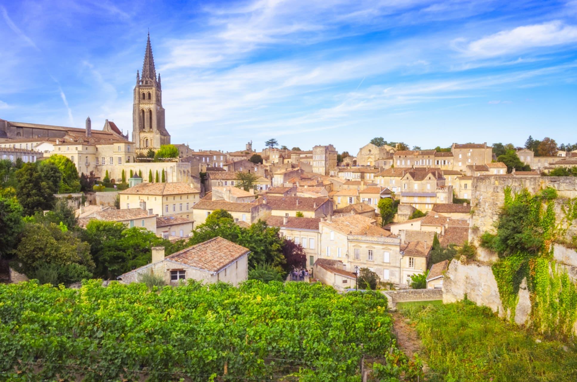 Saint-Émilion - Mystery of Saint-Émilion