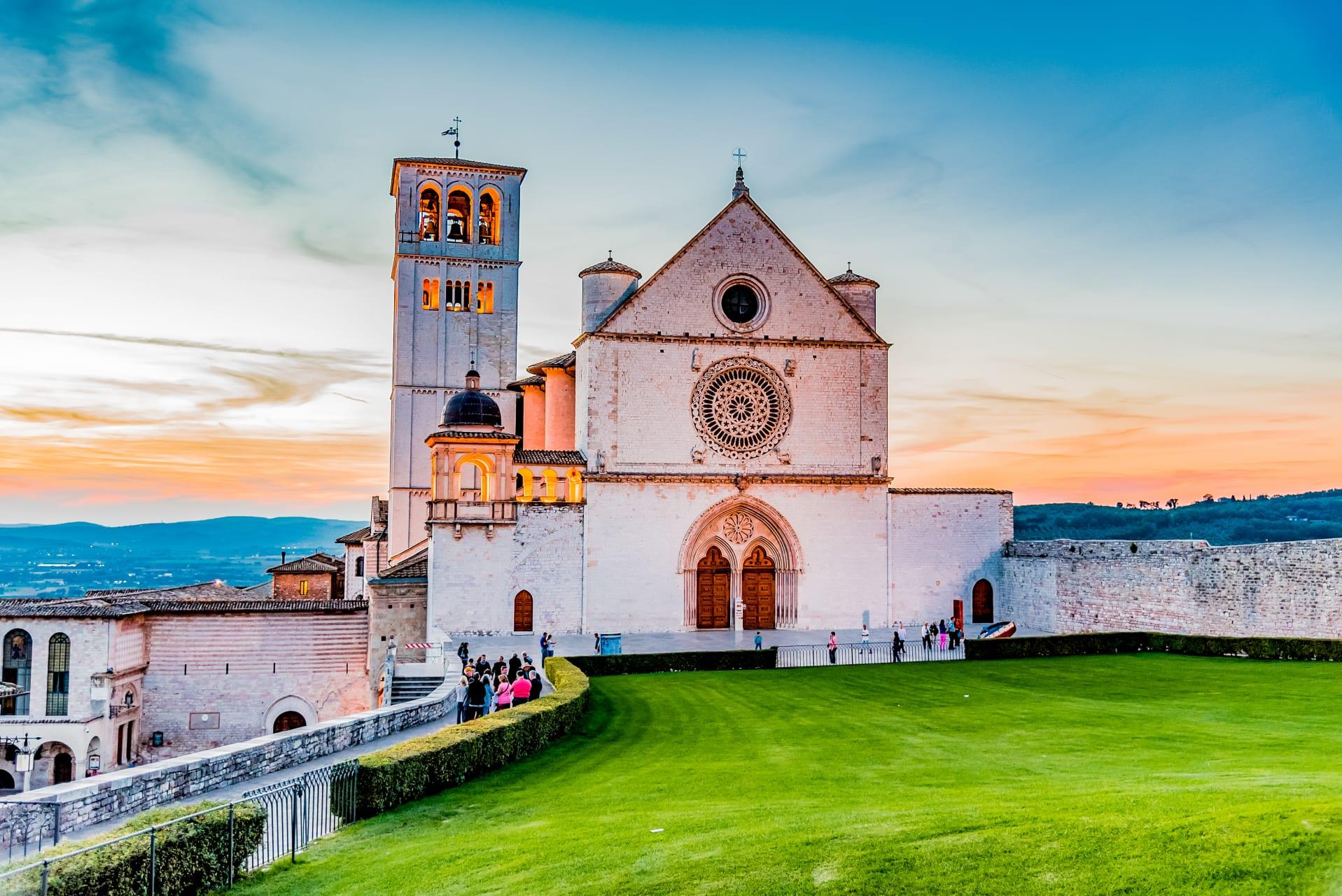 Assisi - Basilica of Saint Francis