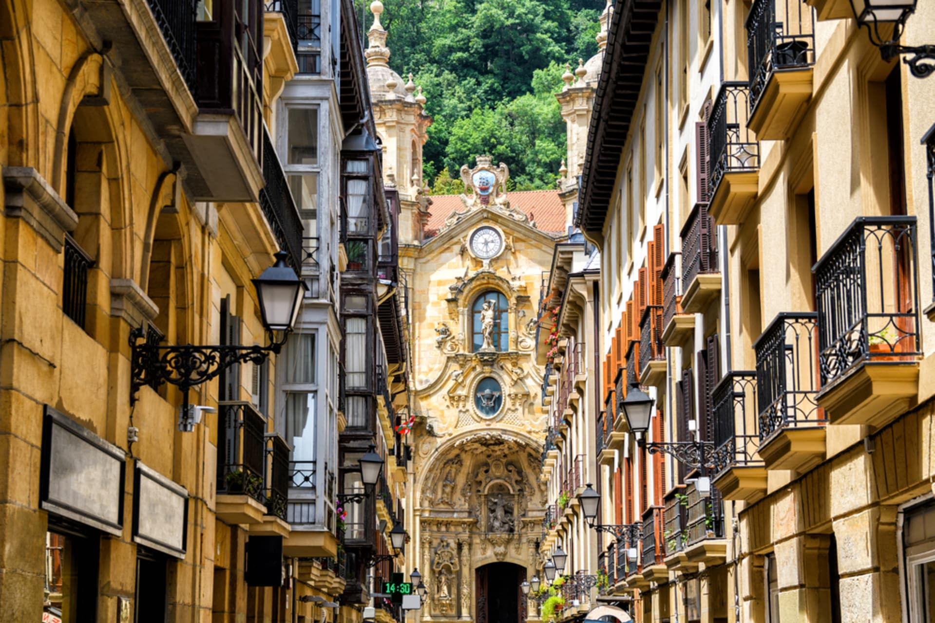 San Sebastian - San Sebastian, The jewel of the Basque Country