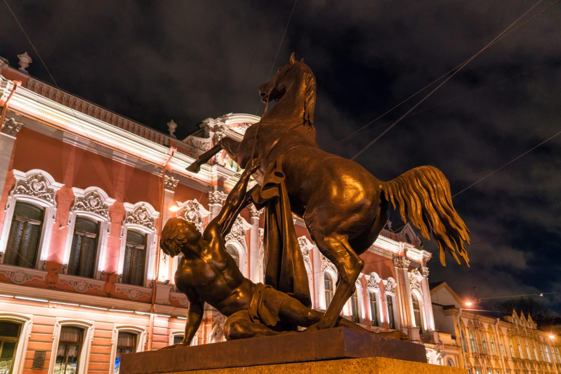 Saint Petersburg - Stories By The Fontanka River