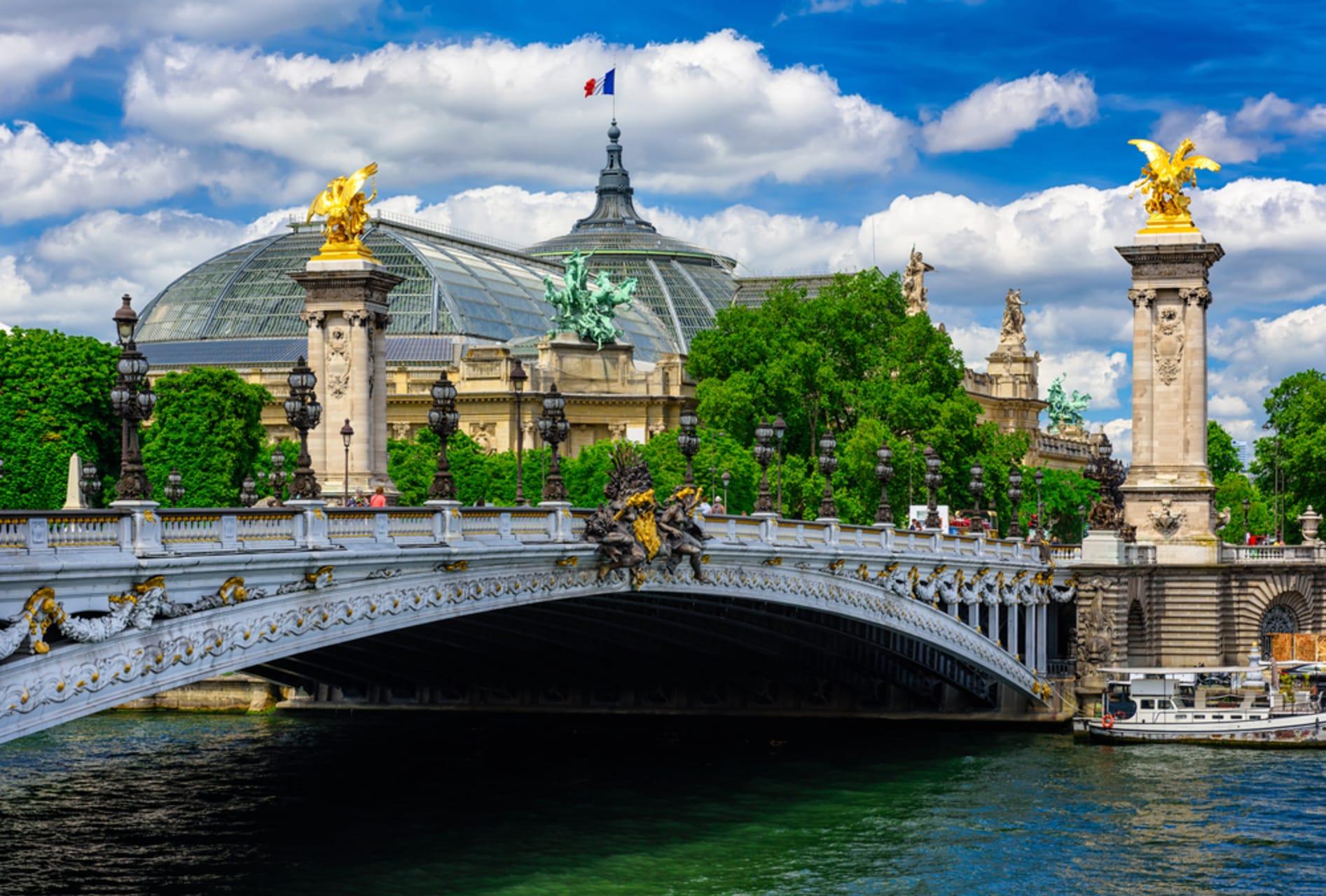 Paris - The Belle Époque of Paris 1900