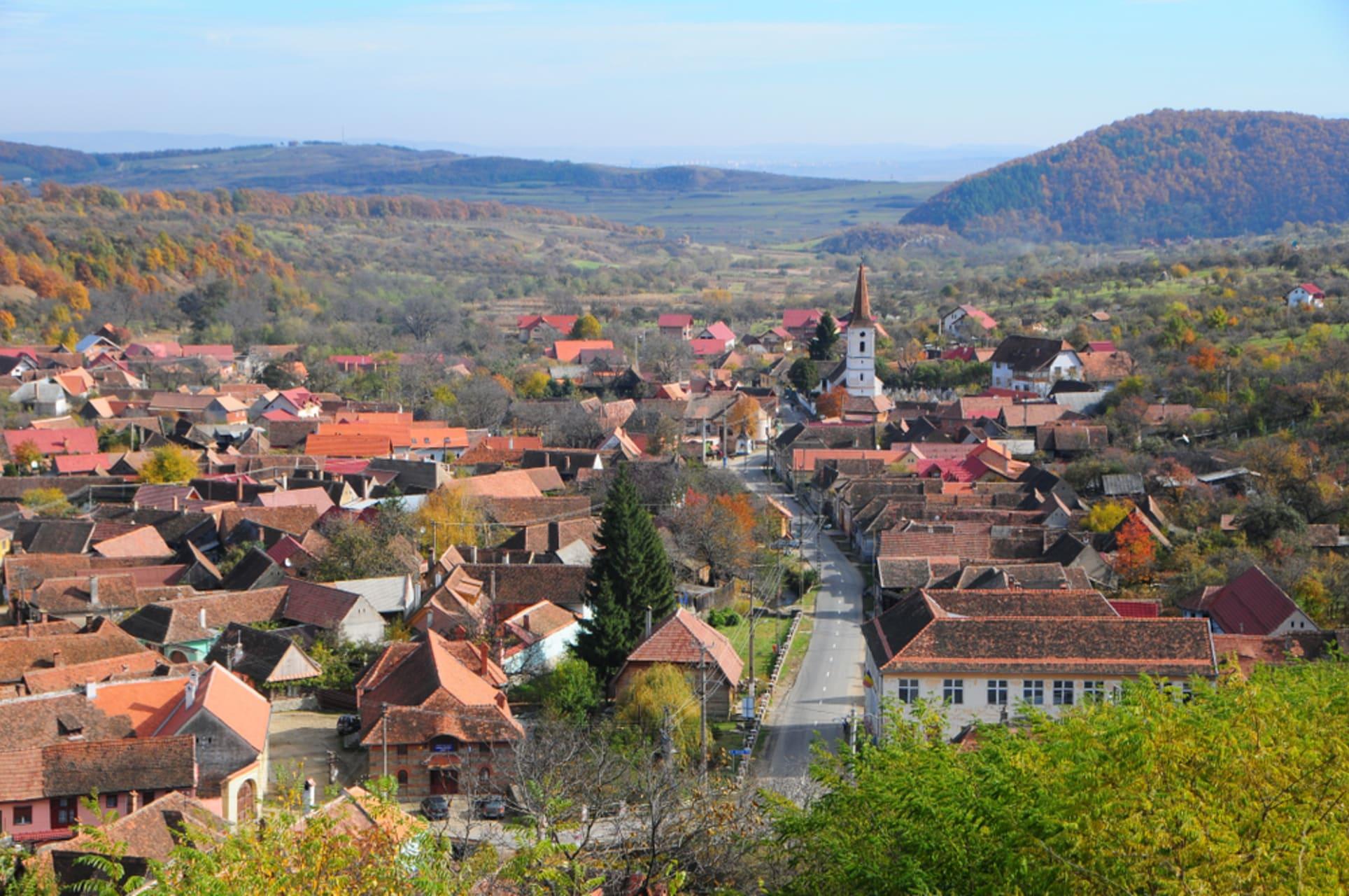 Transylvania - Sibiel - A Traditional Romanian Village in Transylvania