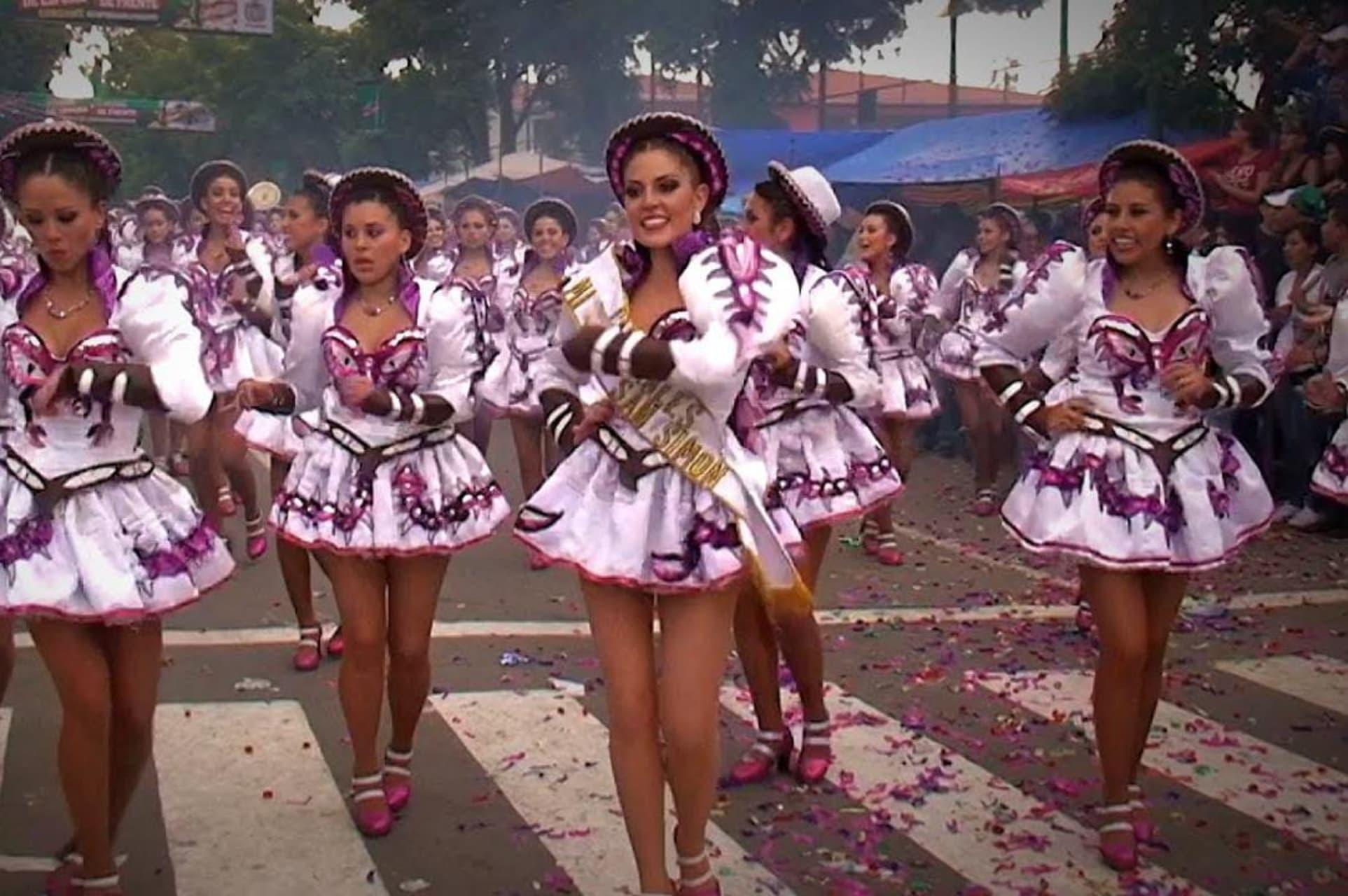 La Paz - Bolivian Folk Festival