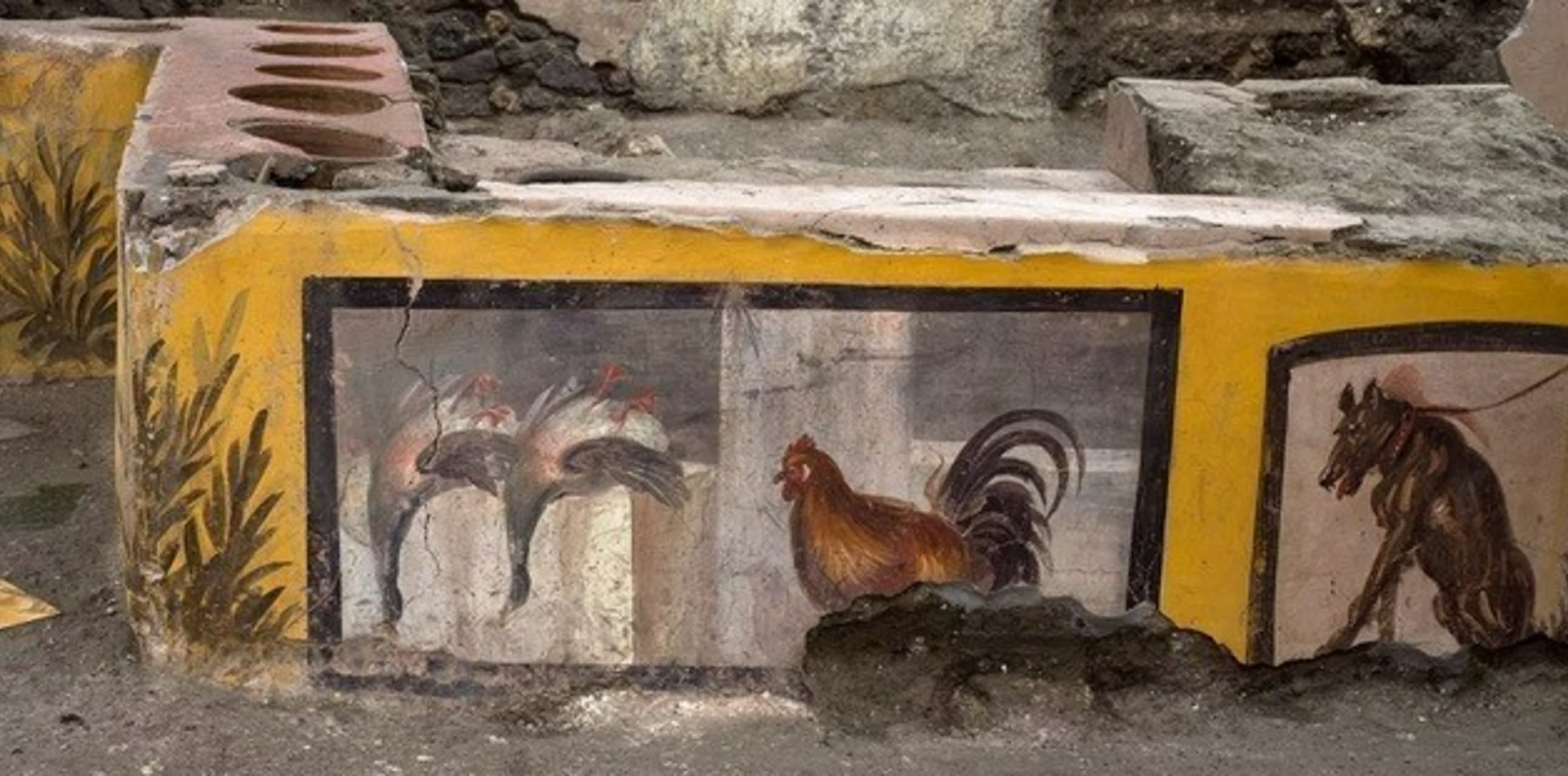 Pompeii and  Herculaneum - Pompeii LAST Discovery: Ancient 'Fast Food' From the Ash