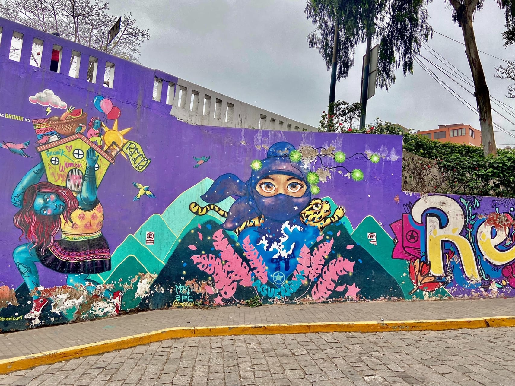 Lima - Street Art and Graffiti Tour of Barranco