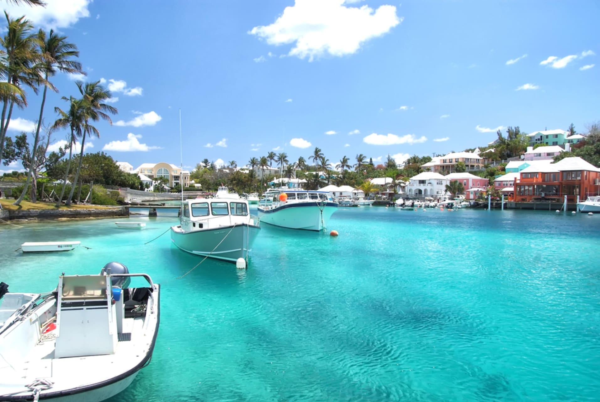 Bermuda - Private Boat tour with Tony & Friends
