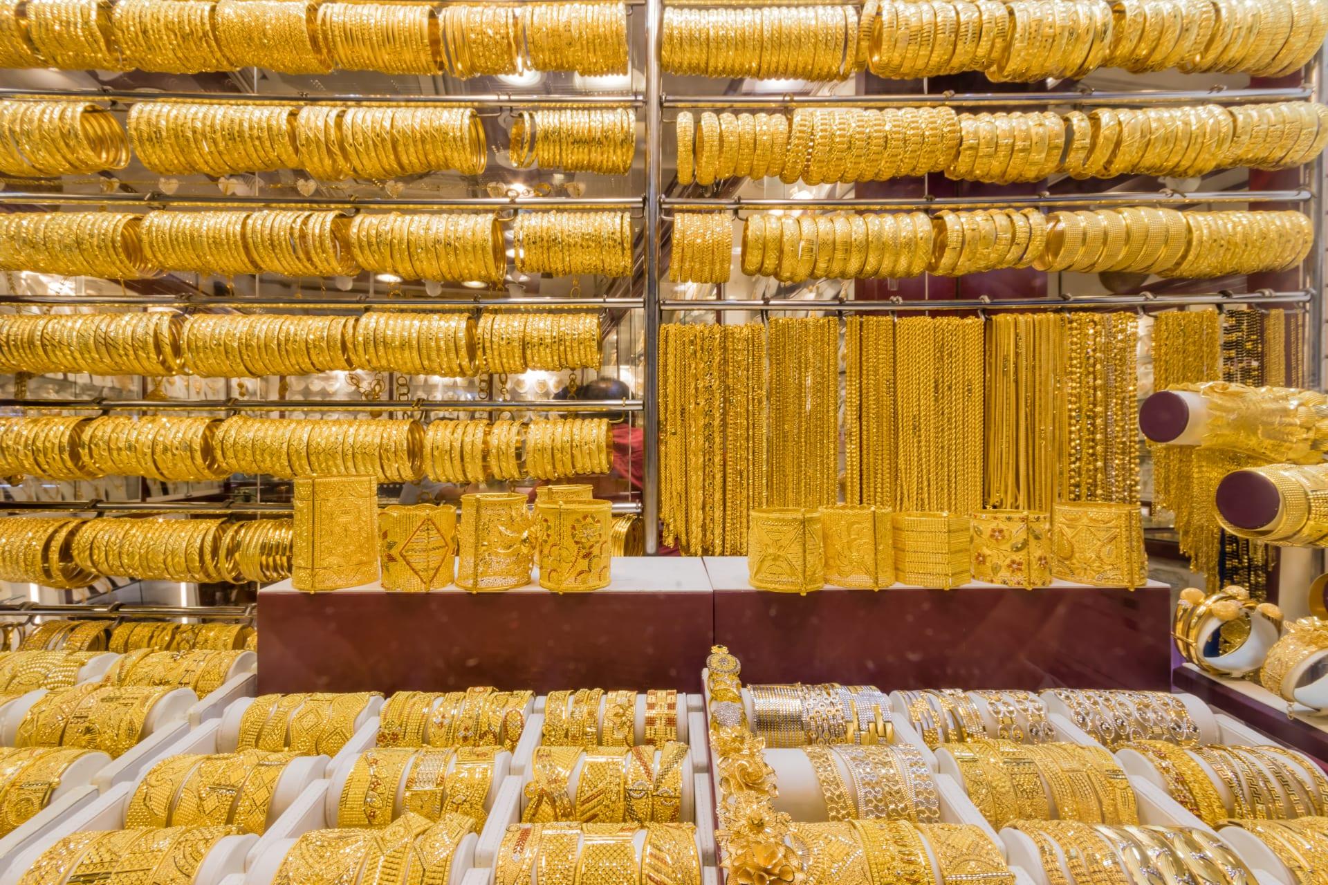 Dubai - Gold Souk of Dubai